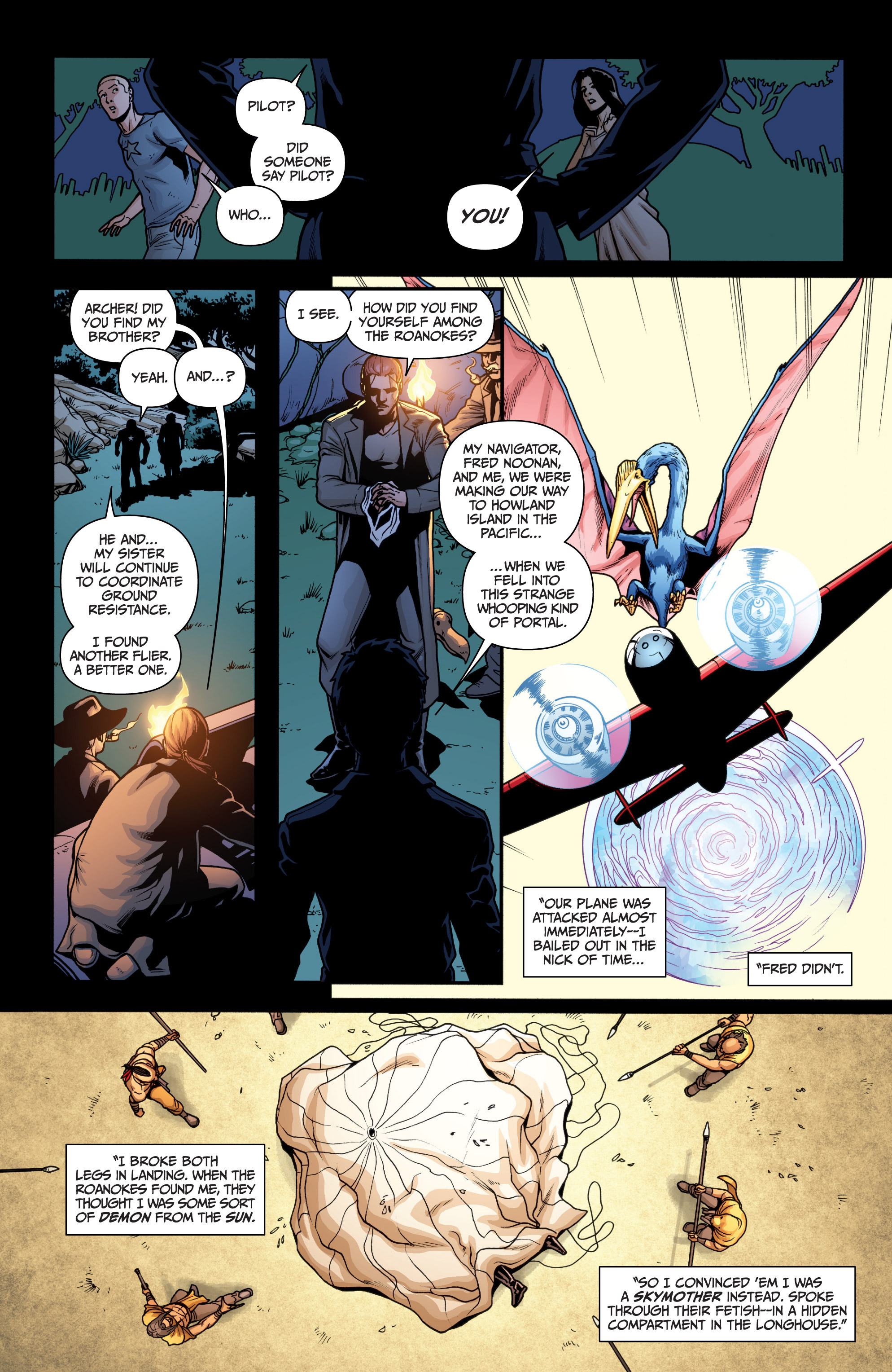 Read online Archer and Armstrong comic -  Issue #Archer and Armstrong _TPB 3 - 105