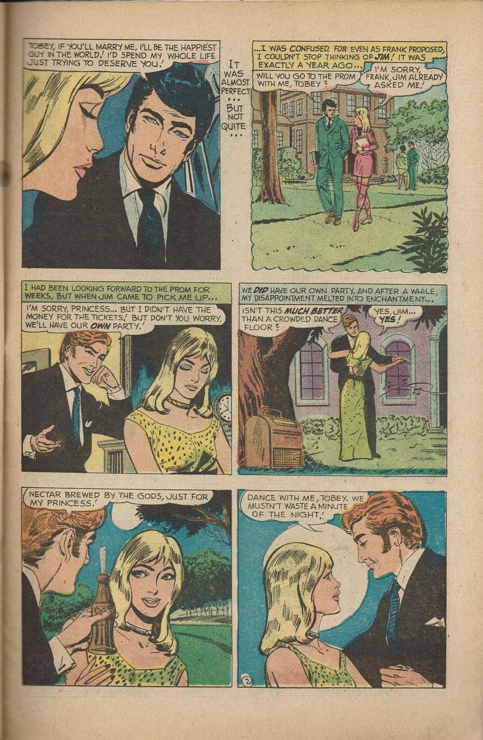 Read online Secret Hearts comic -  Issue #151 - 25