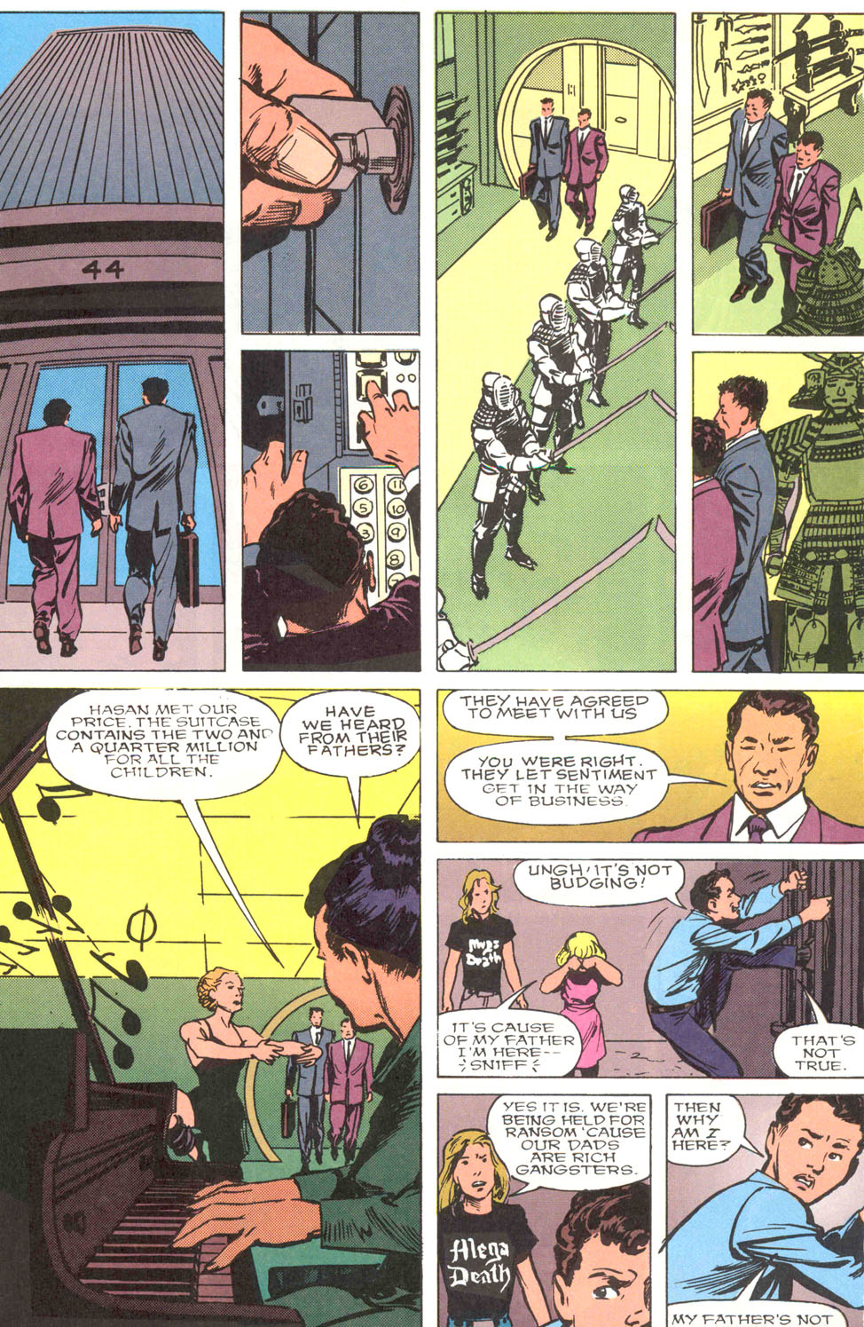 The Punisher Movie Special issue Full - Page 40