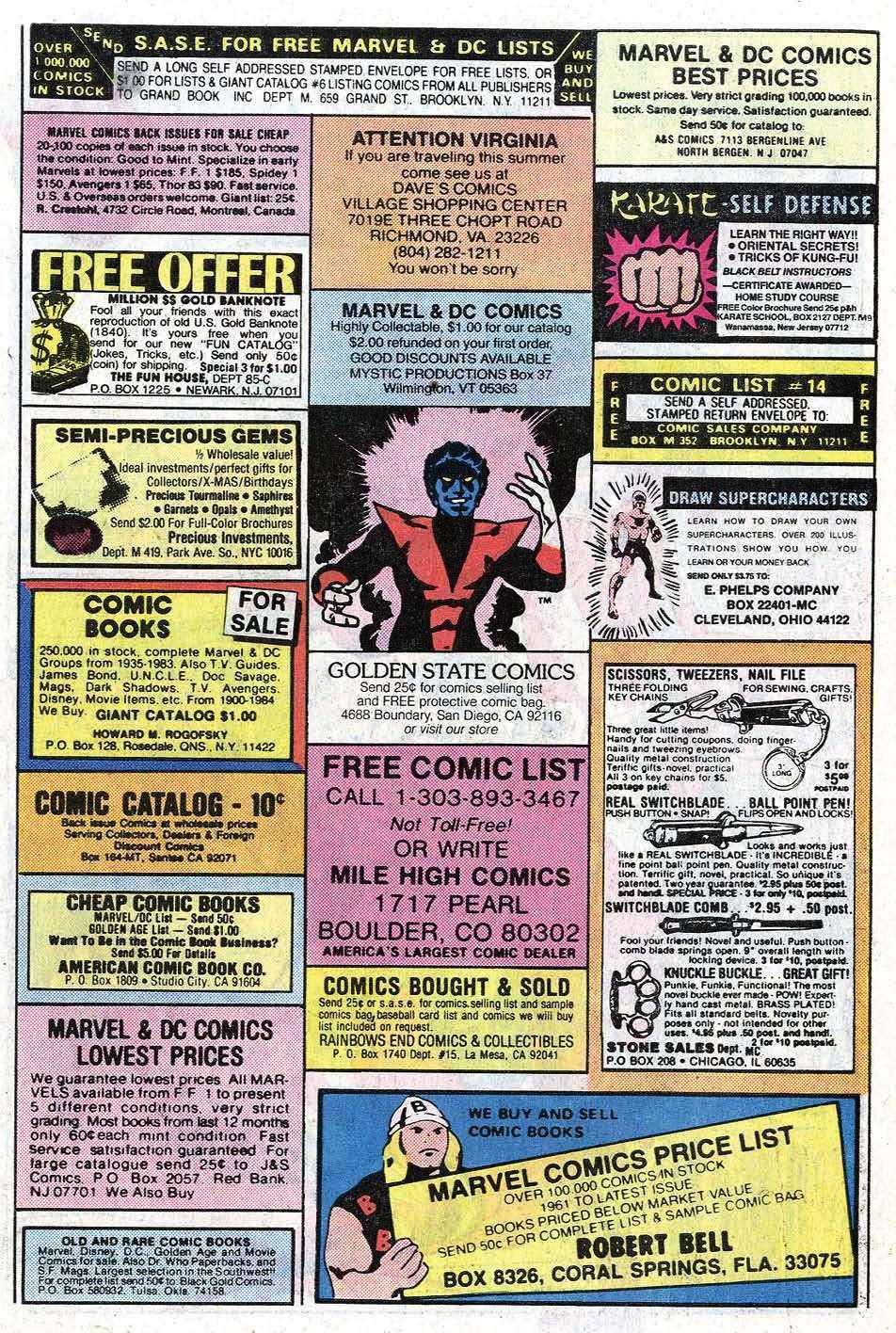 Read online Uncanny X-Men (1963) comic -  Issue # _Annual 8 - 18