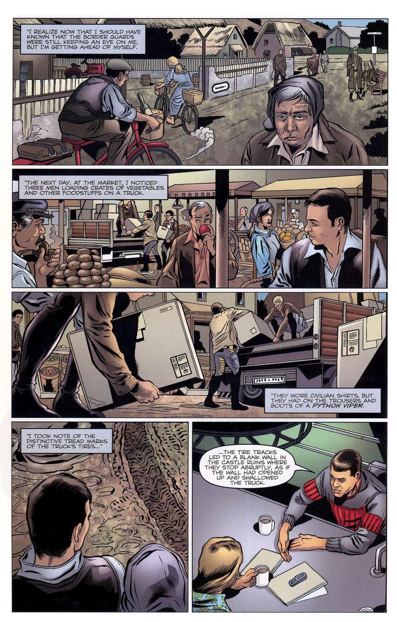 G.I. Joe: A Real American Hero 171 Page 12