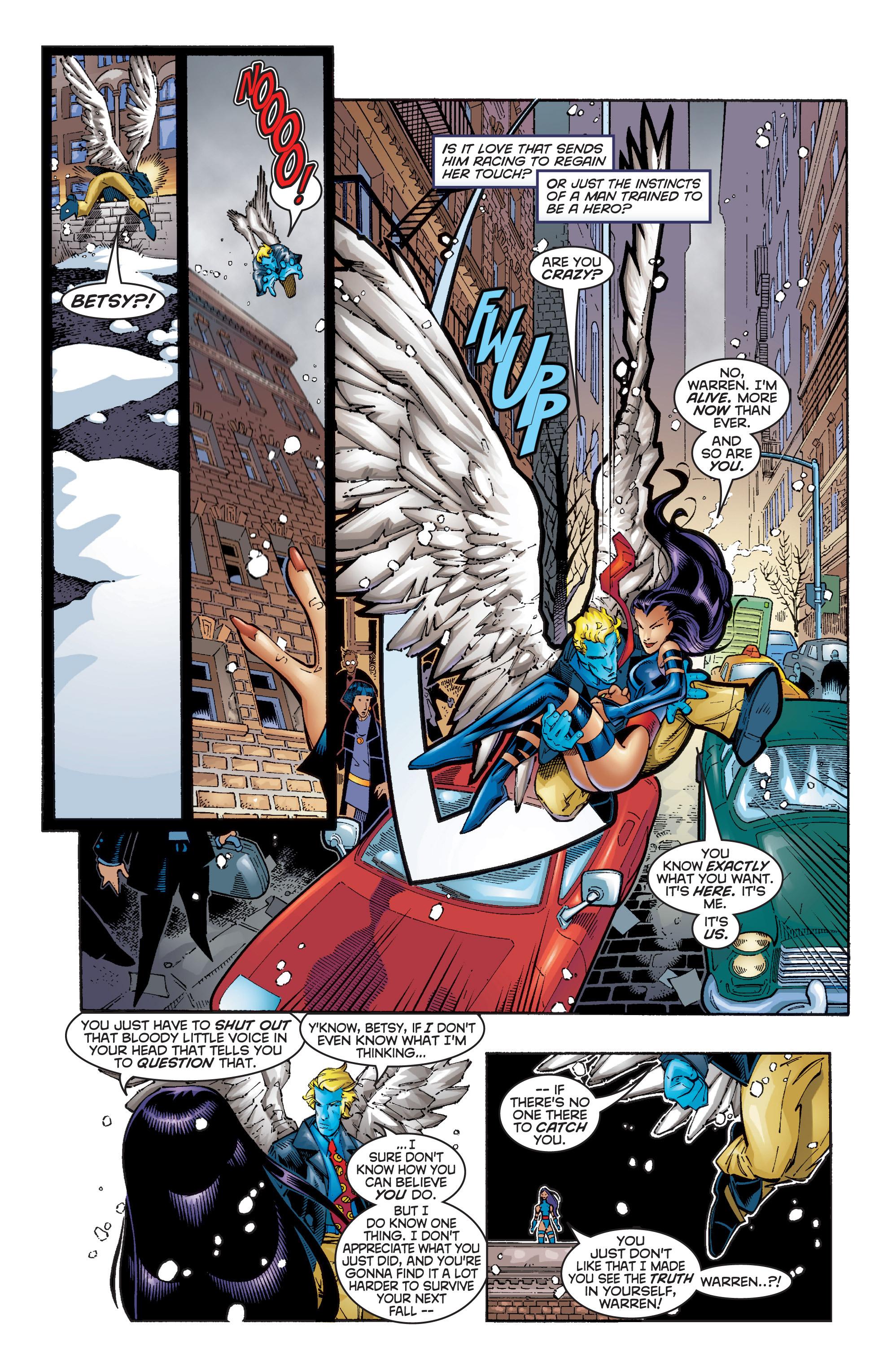Read online Uncanny X-Men (1963) comic -  Issue #353 - 10