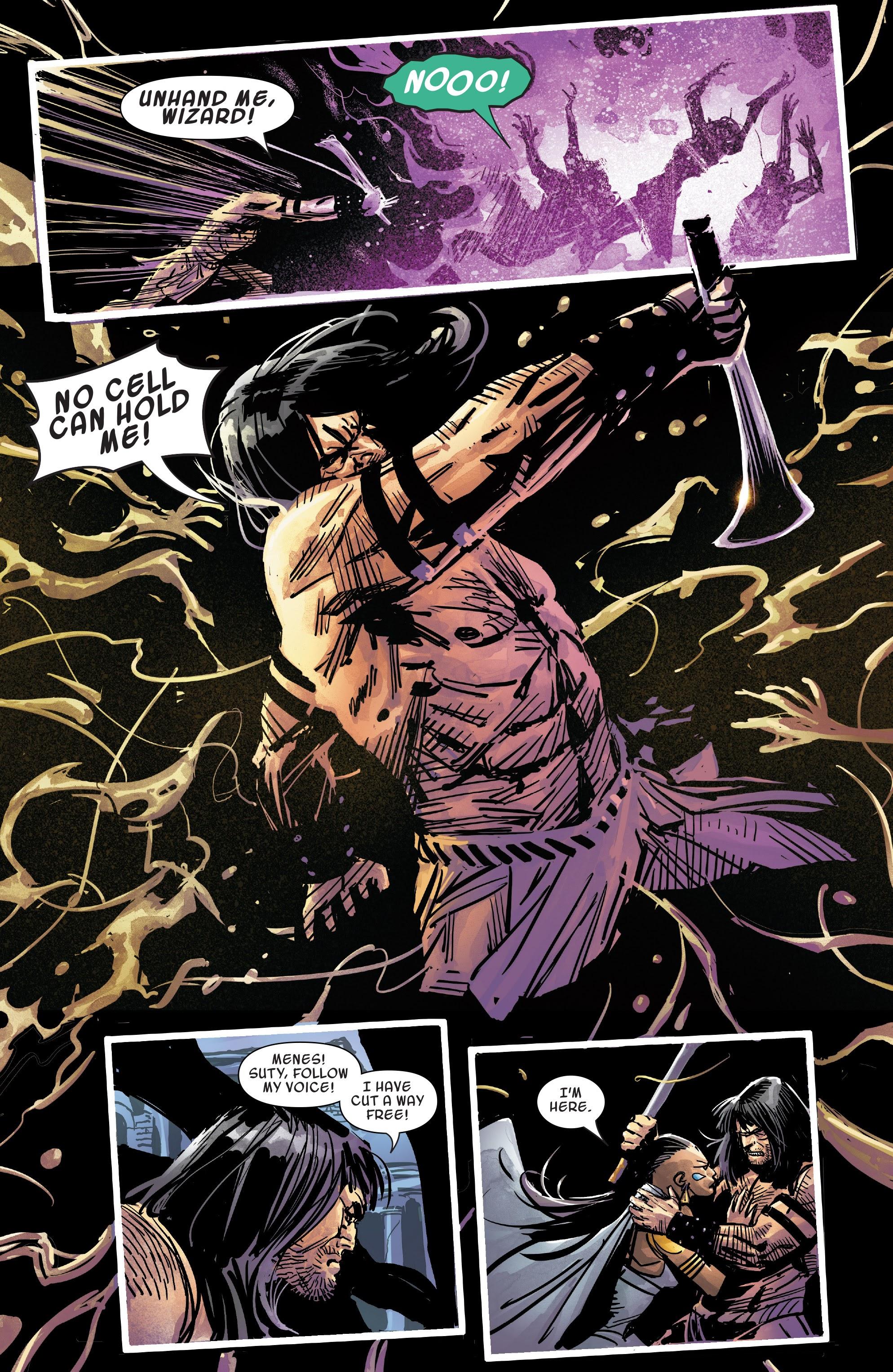 Read online Savage Sword of Conan comic -  Issue #3 - 17