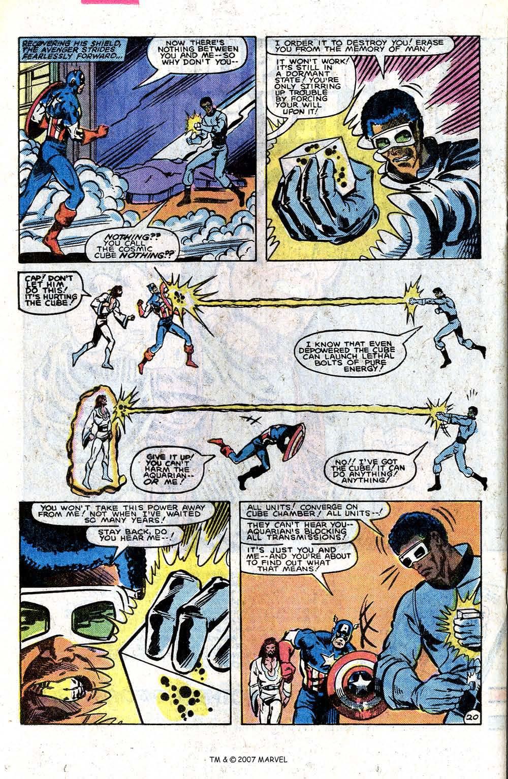 Read online Captain America (1968) comic -  Issue # _Annual 7 - 28