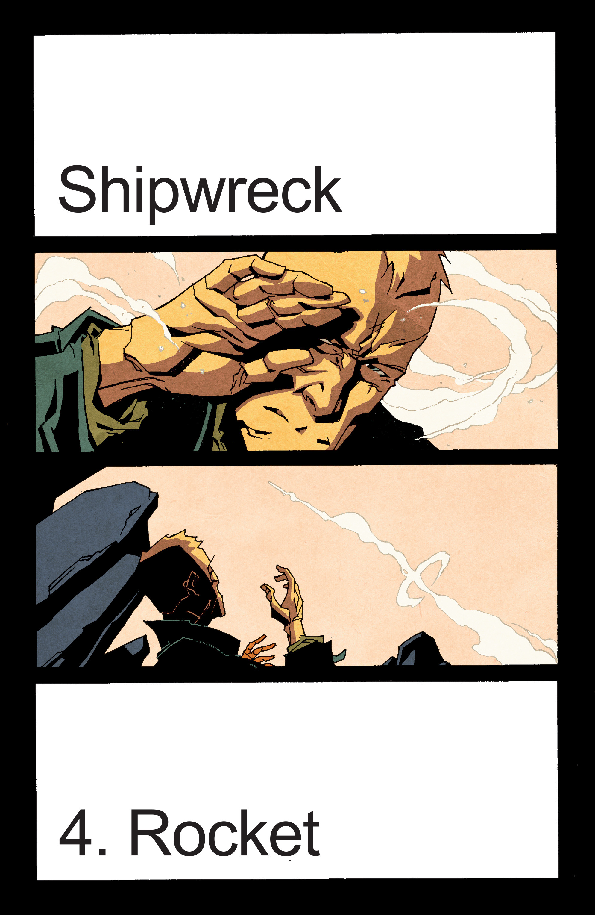 Read online Shipwreck comic -  Issue #4 - 9