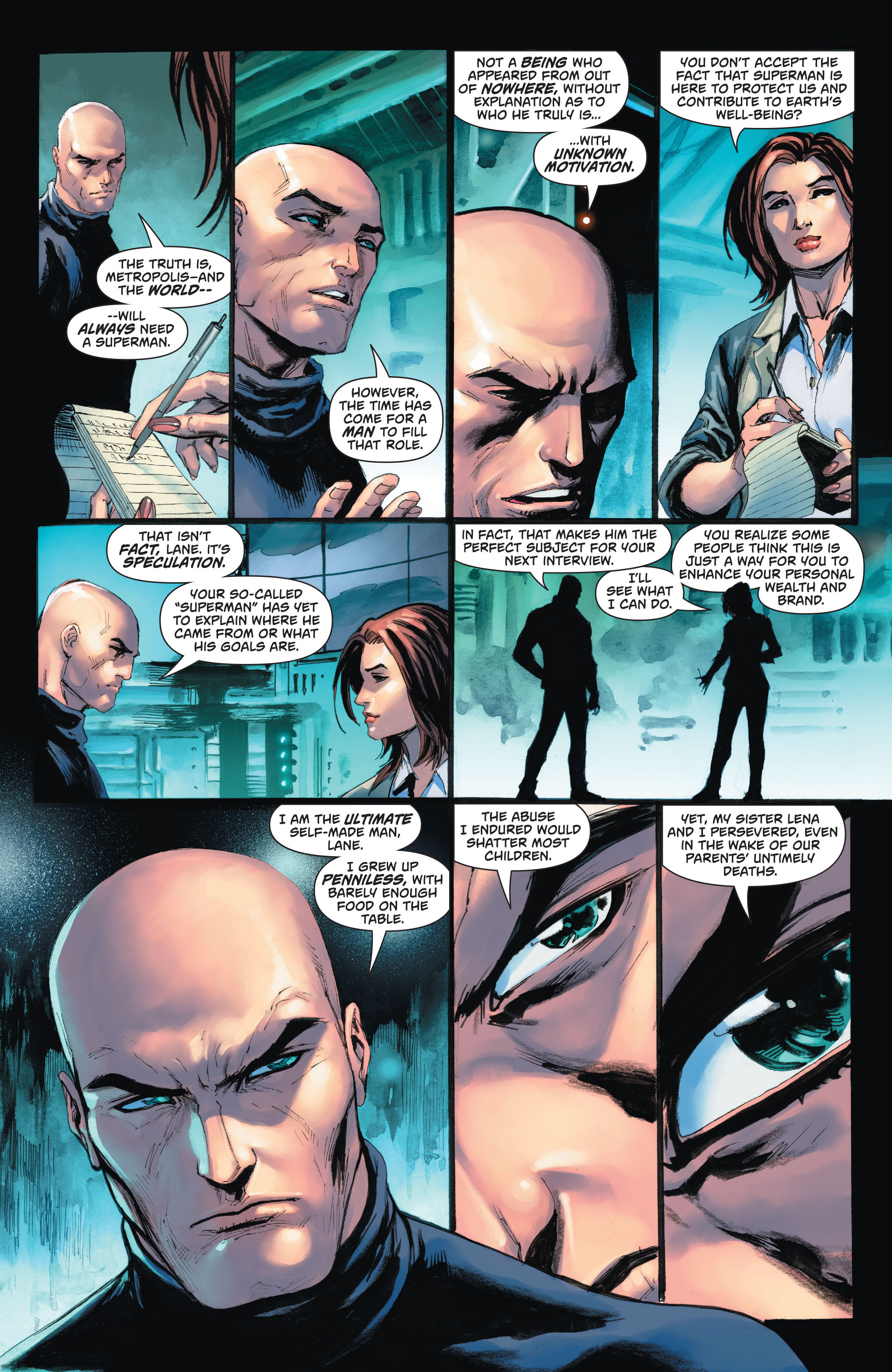 Read online Action Comics (2016) comic -  Issue #967 - 13