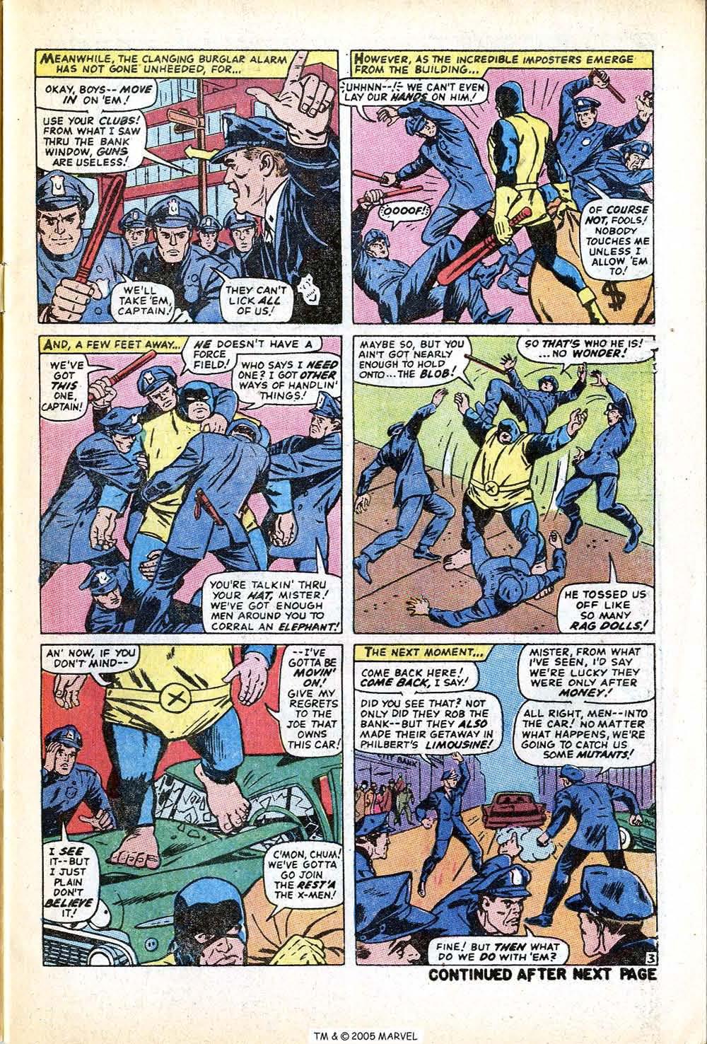 Uncanny X-Men (1963) issue 71 - Page 5