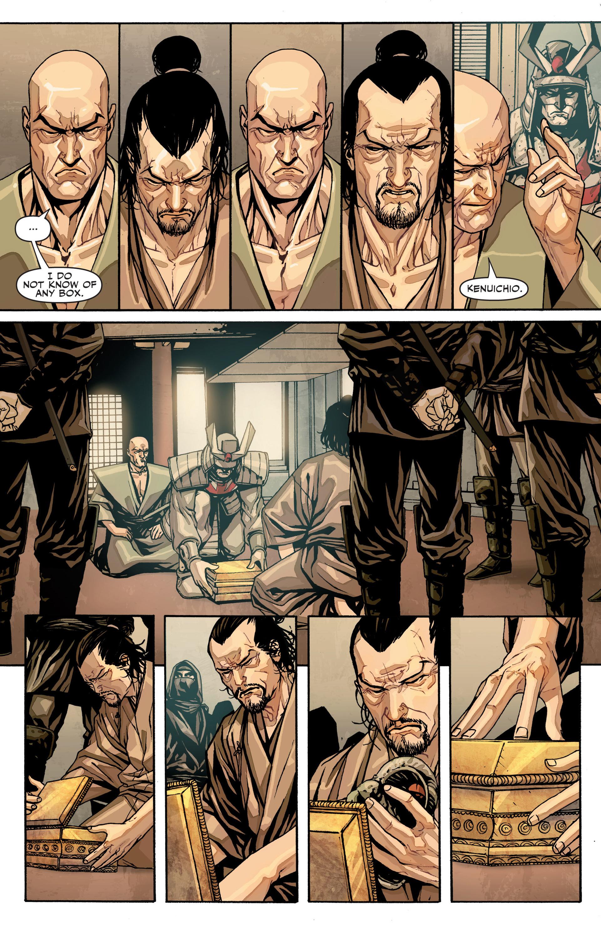 Read online Secret Warriors comic -  Issue #26 - 13
