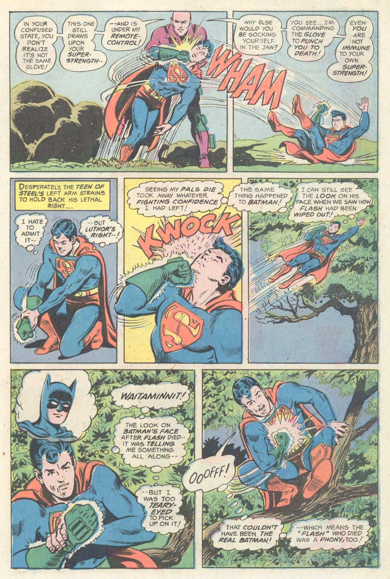 Read online Action Comics (1938) comic -  Issue #466 - 27