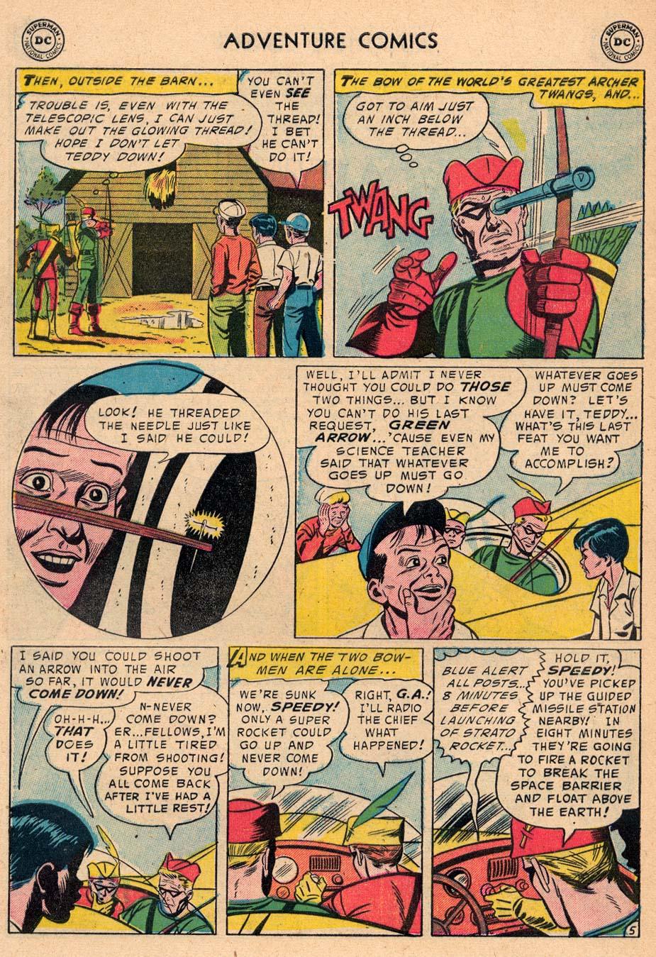 Read online Adventure Comics (1938) comic -  Issue #212 - 32