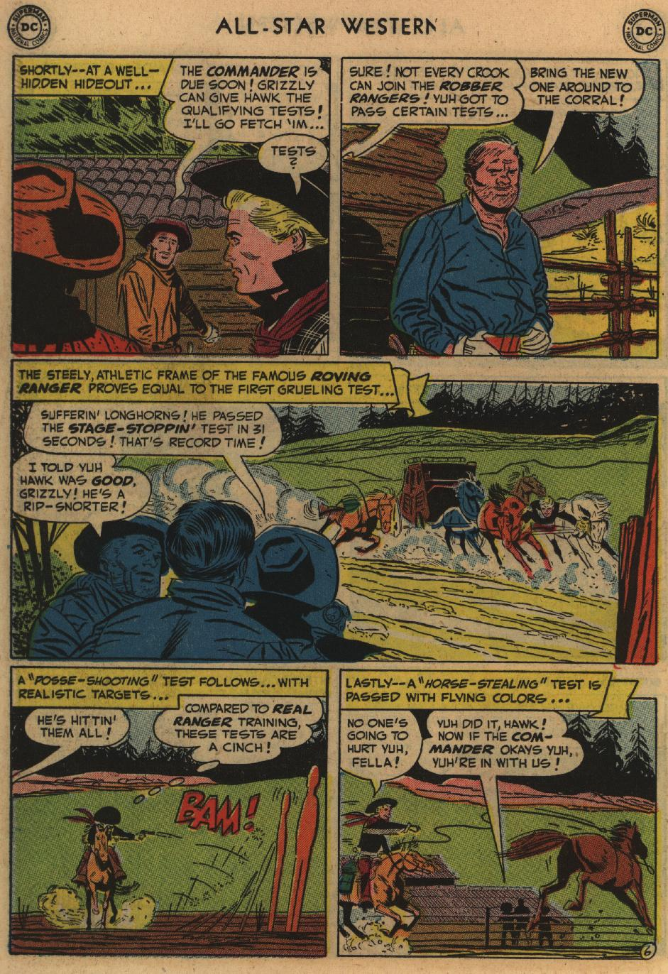Read online All-Star Western (1951) comic -  Issue #60 - 32