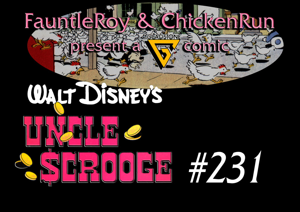 Read online Uncle Scrooge (1953) comic -  Issue #231 - 1