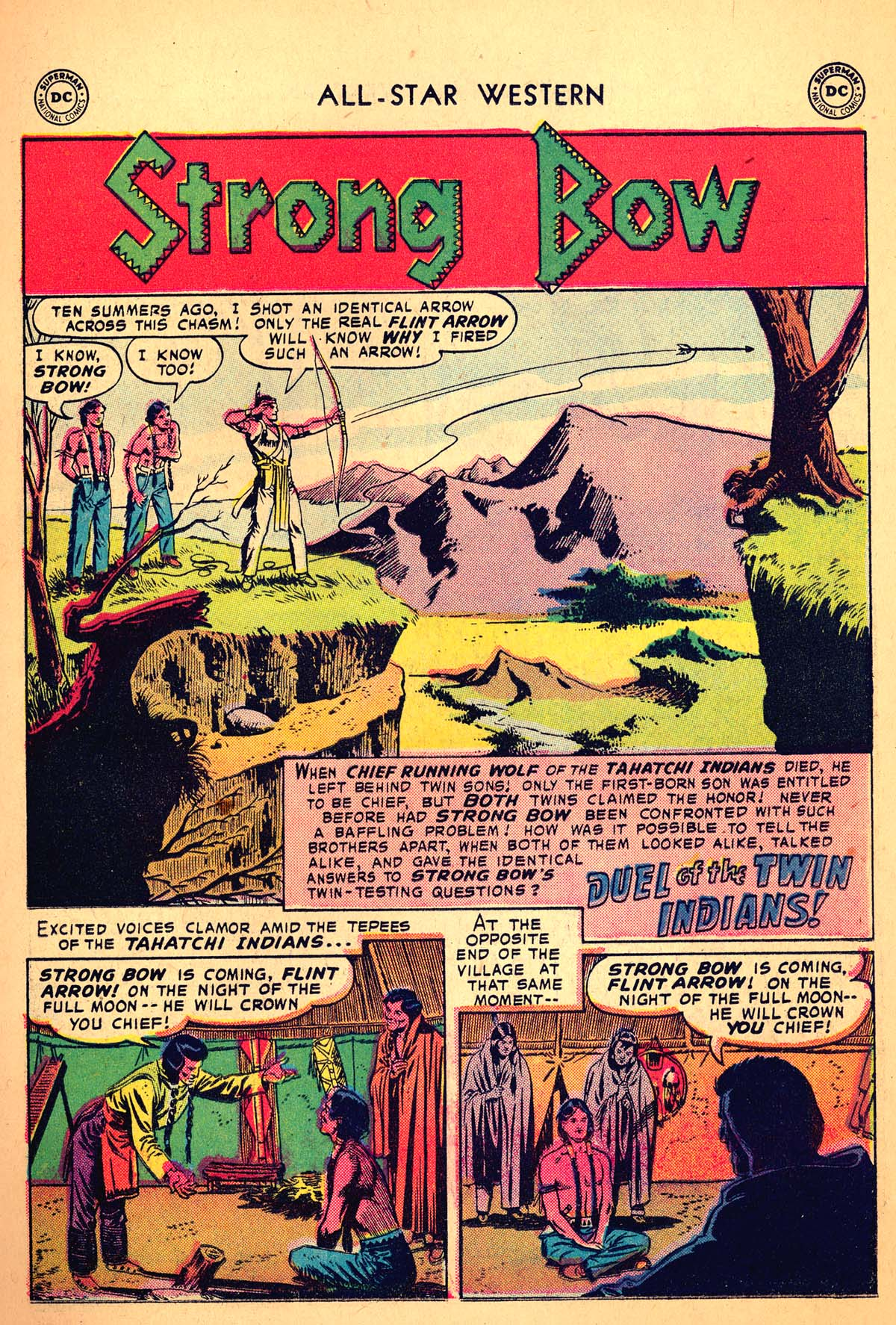 Read online All-Star Western (1951) comic -  Issue #99 - 11