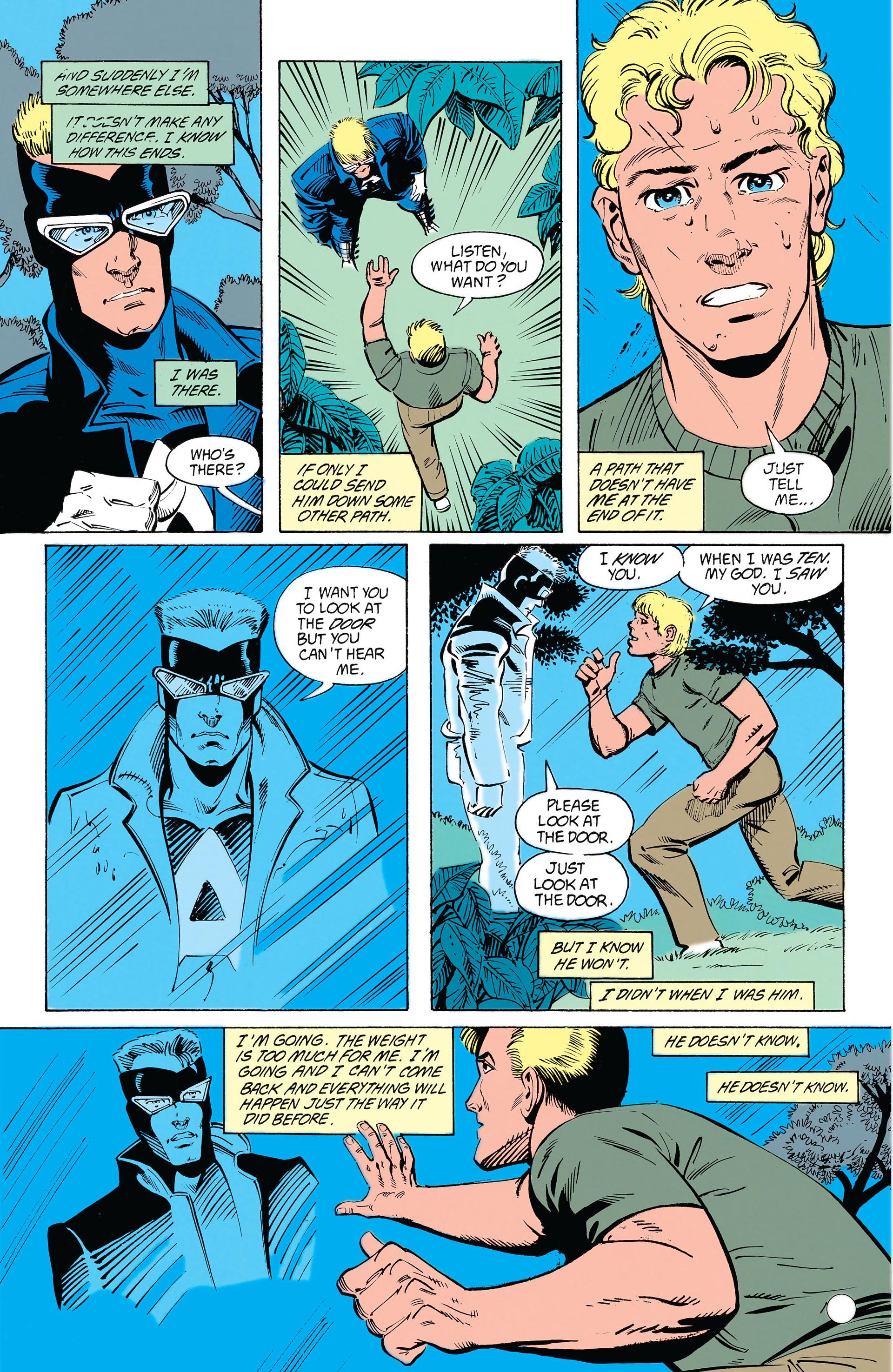 Read online Animal Man (1988) comic -  Issue #22 - 19