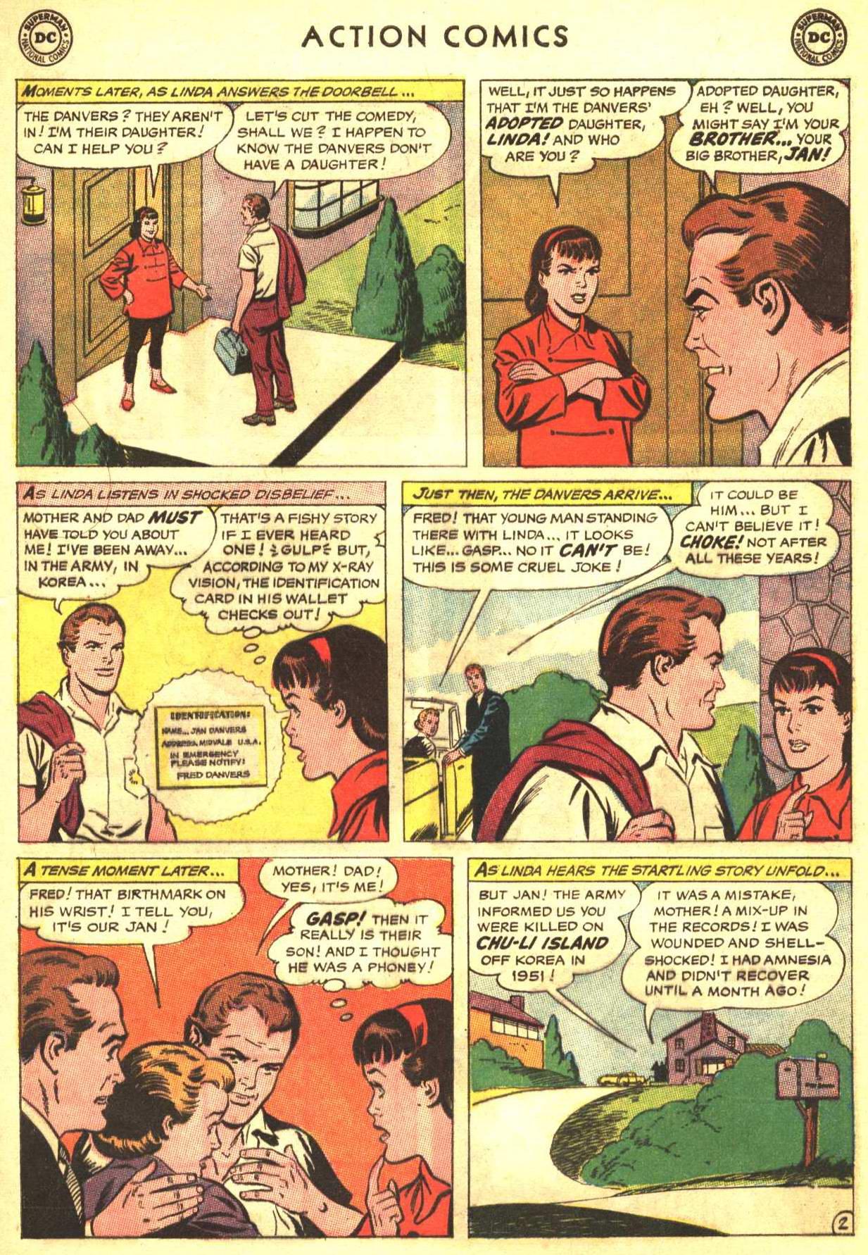 Action Comics (1938) 303 Page 16