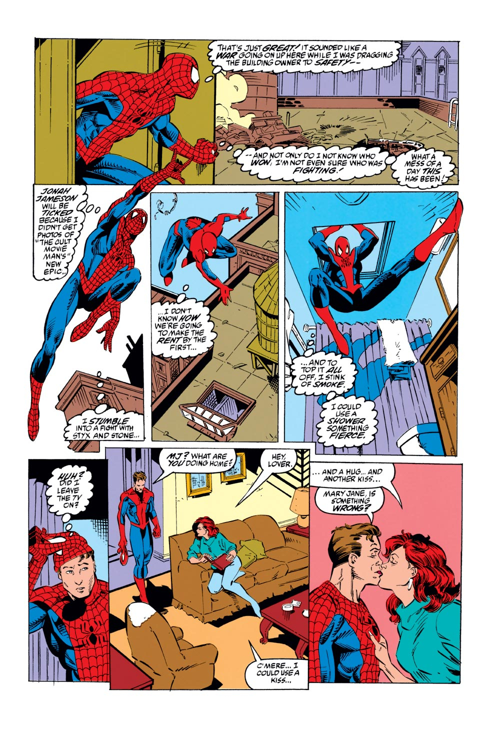 The Amazing Spider-Man (1963) 376 Page 11