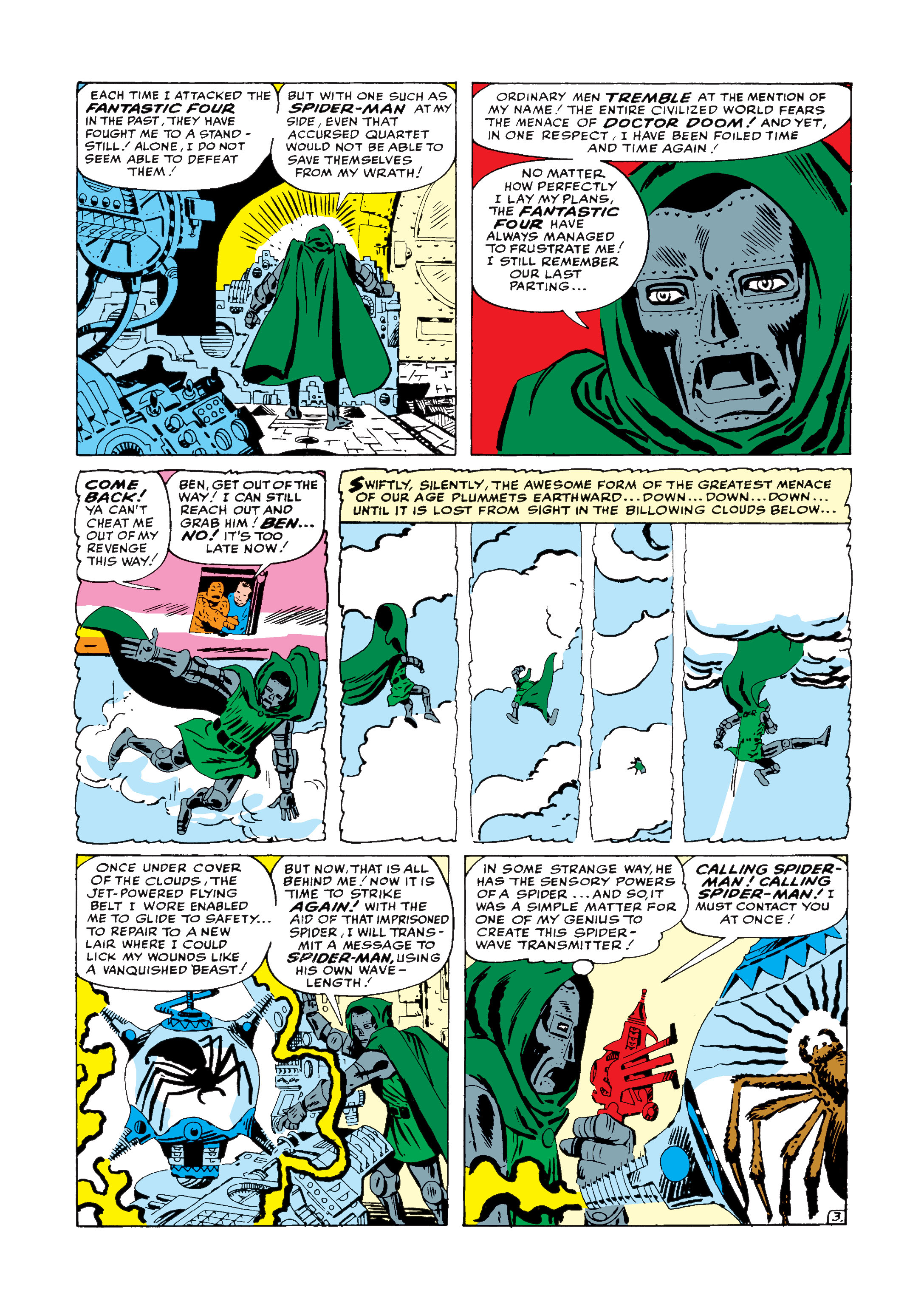 The Amazing Spider-Man (1963) 5 Page 3
