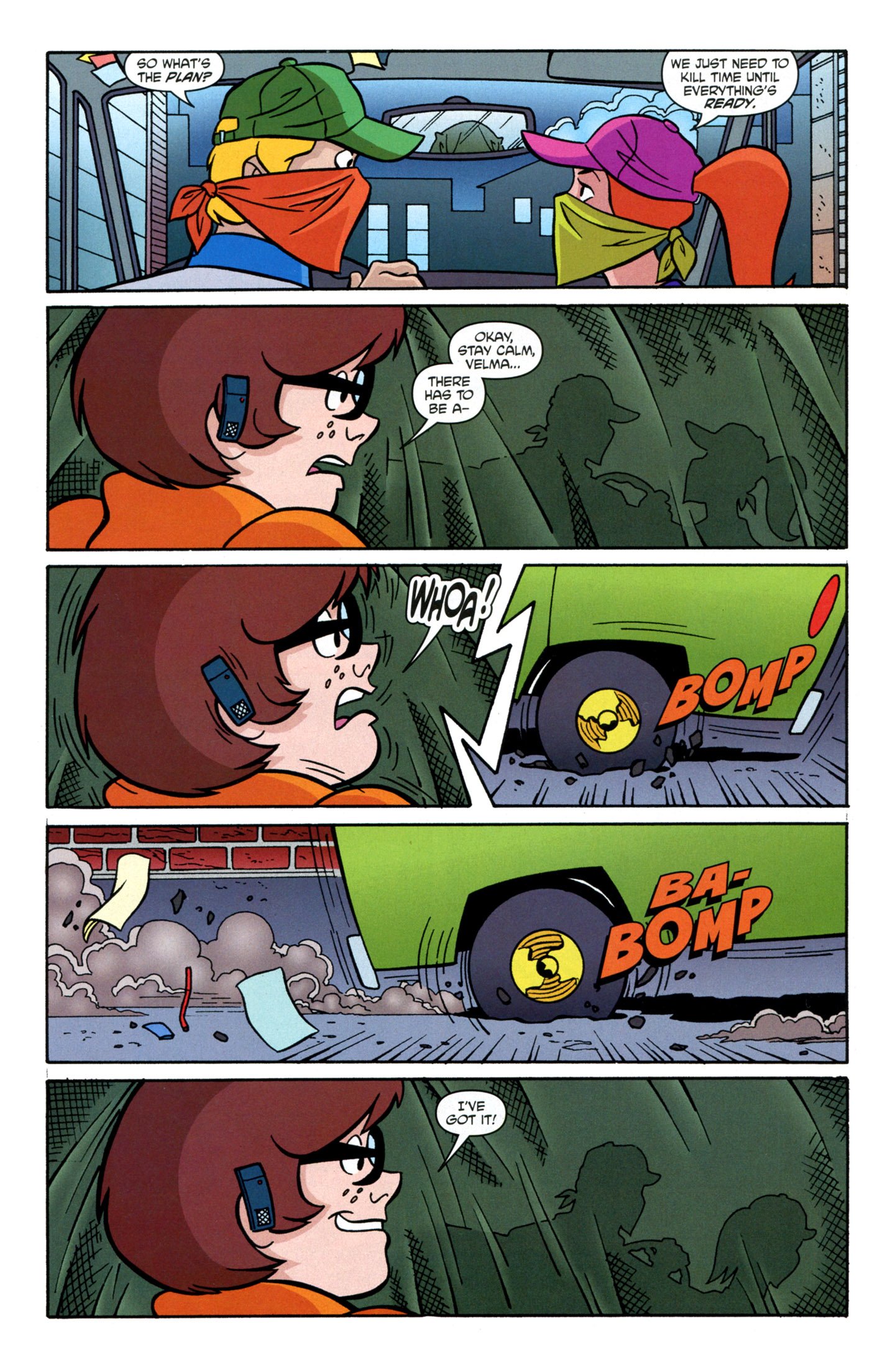 Read online Scooby-Doo: Where Are You? comic -  Issue #22 - 5