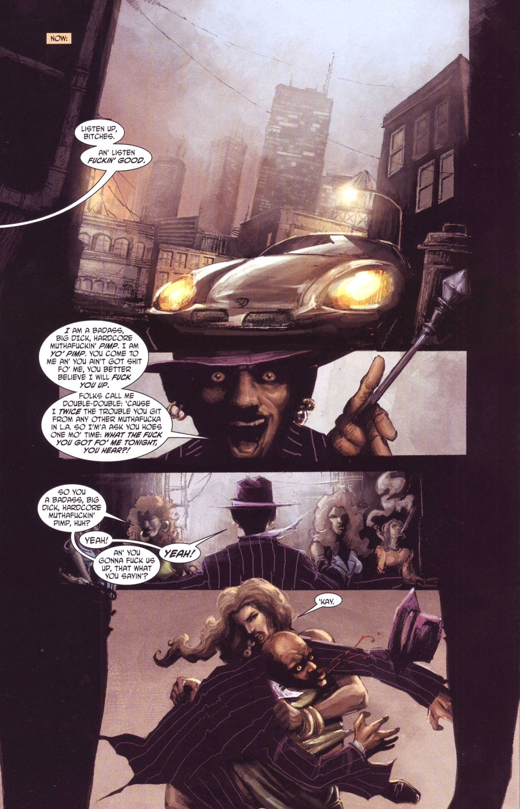 7 Brothers issue 1 - Page 7