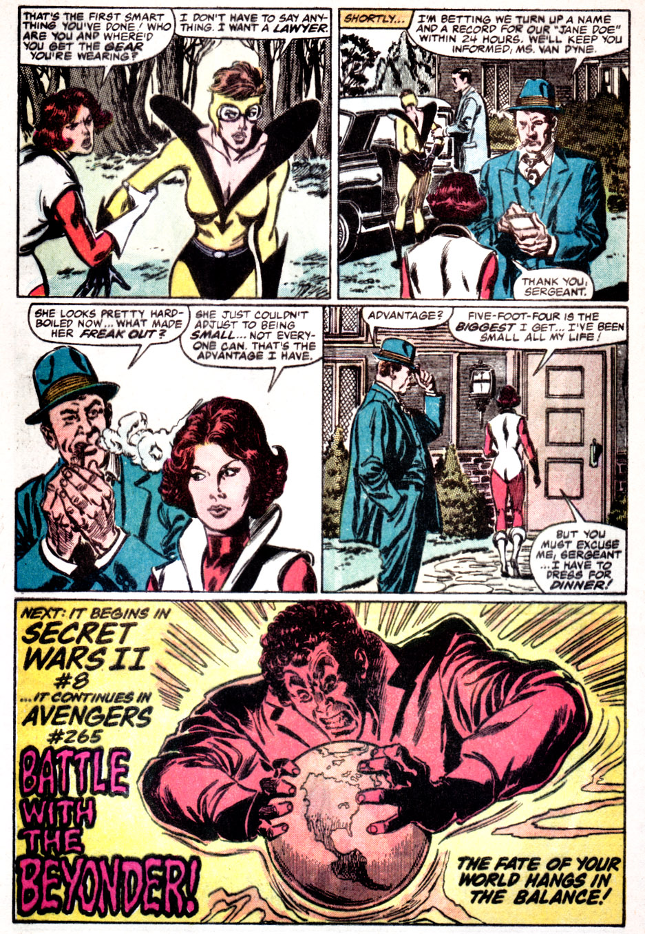 The Avengers (1963) 264 Page 22