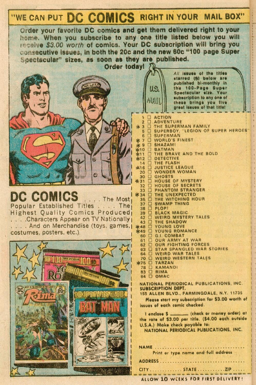 Read online Shazam! (1973) comic -  Issue #14 - 50