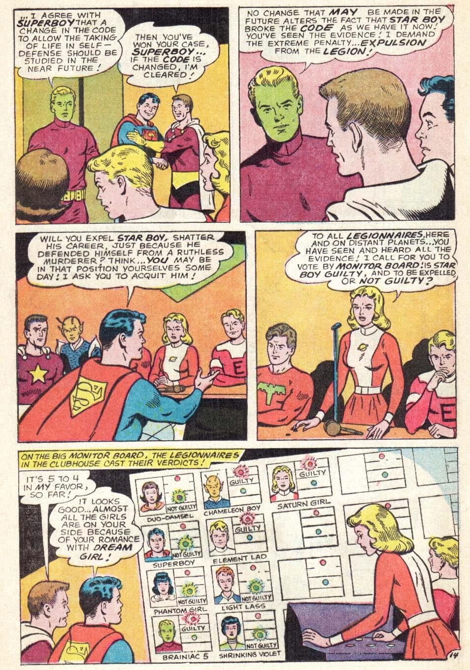 Read online Adventure Comics (1938) comic -  Issue #342 - 20