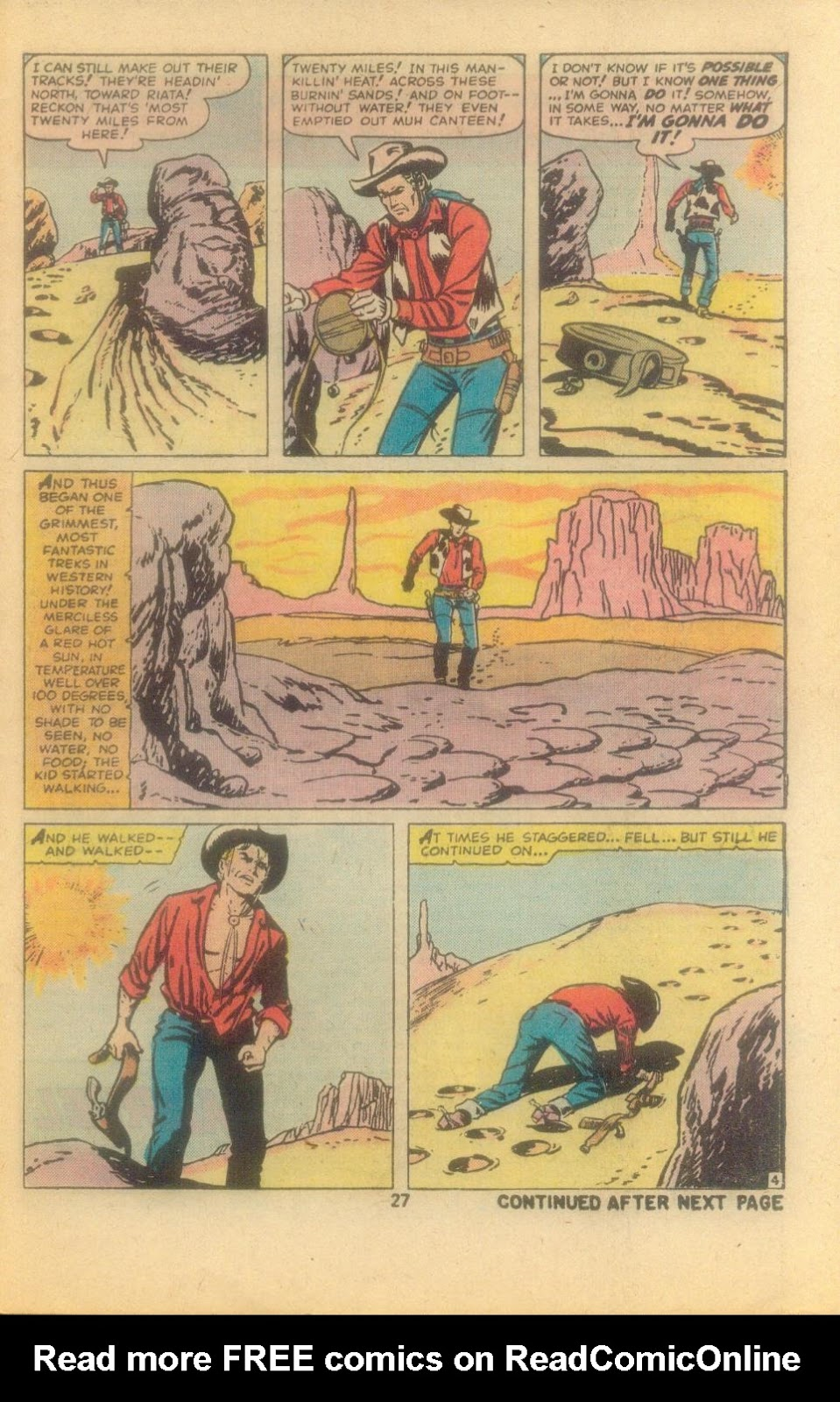 Kid Colt Outlaw issue 209 - Page 29