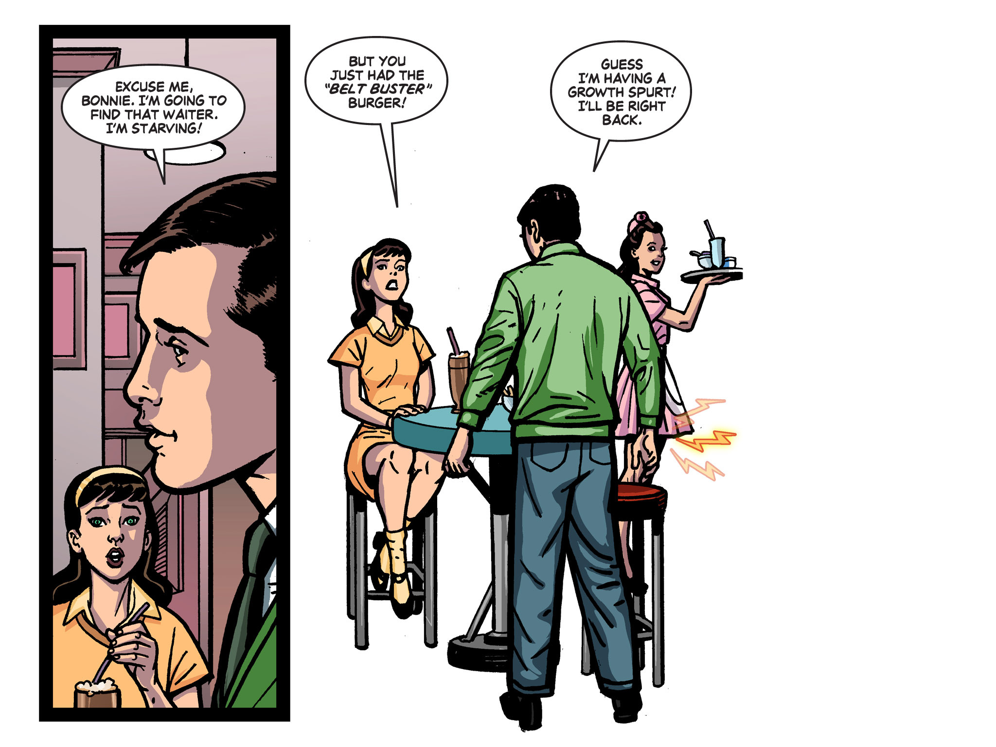 Read online Batman '66 Meets the Green Hornet [II] comic -  Issue #1 - 85