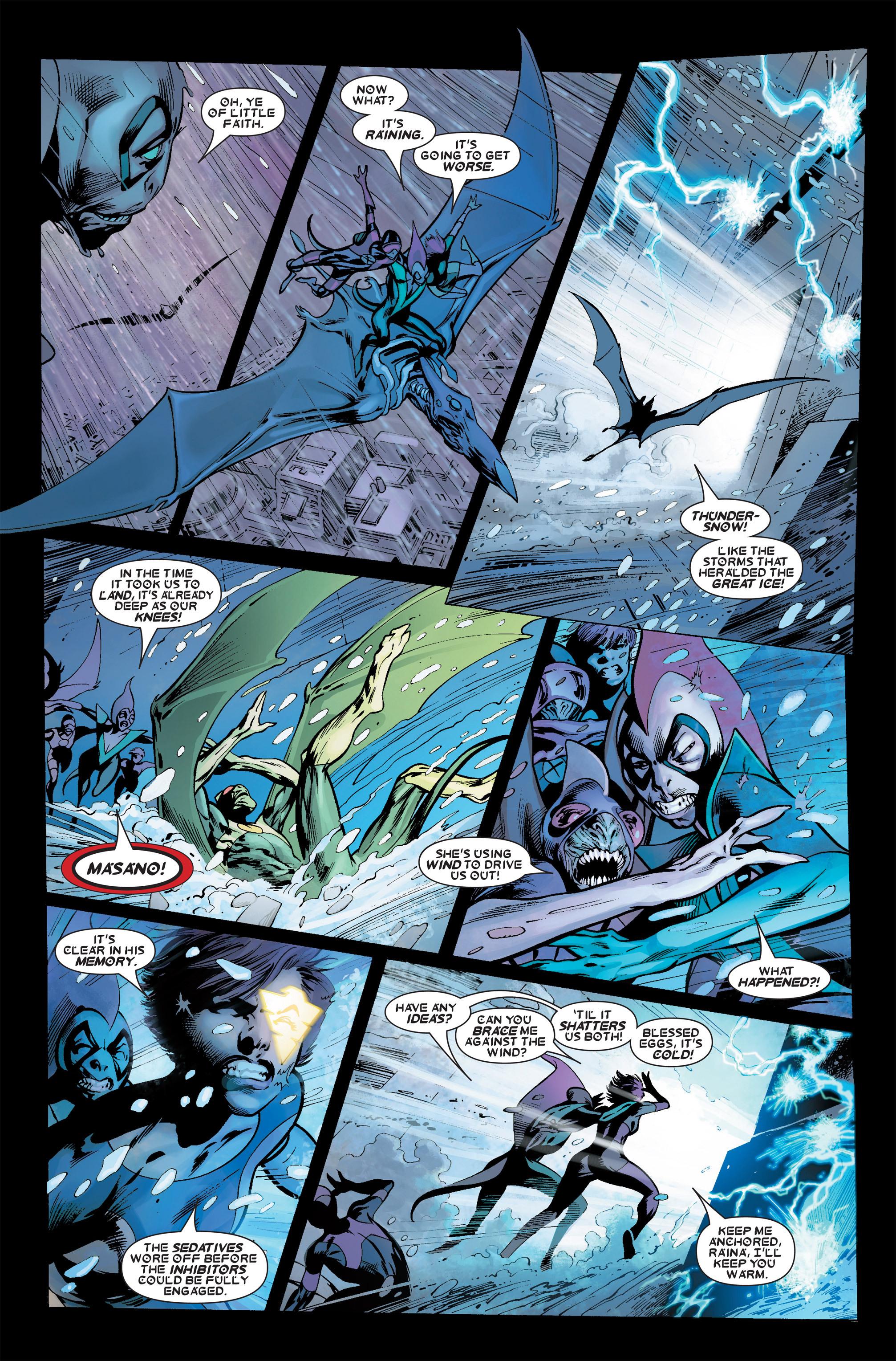 Read online Uncanny X-Men (1963) comic -  Issue #457 - 10