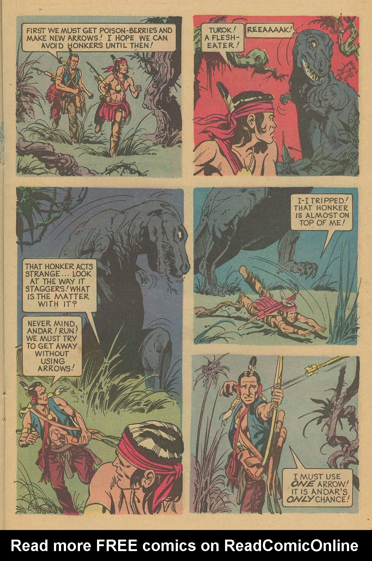 Read online Turok, Son of Stone comic -  Issue #125 - 15