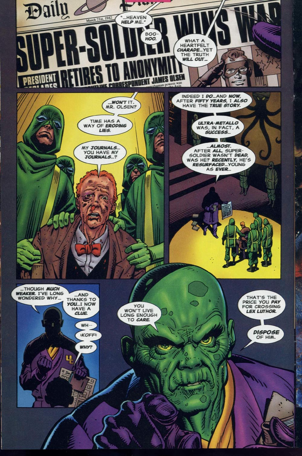 Read online Super Soldier comic -  Issue # Full - 5