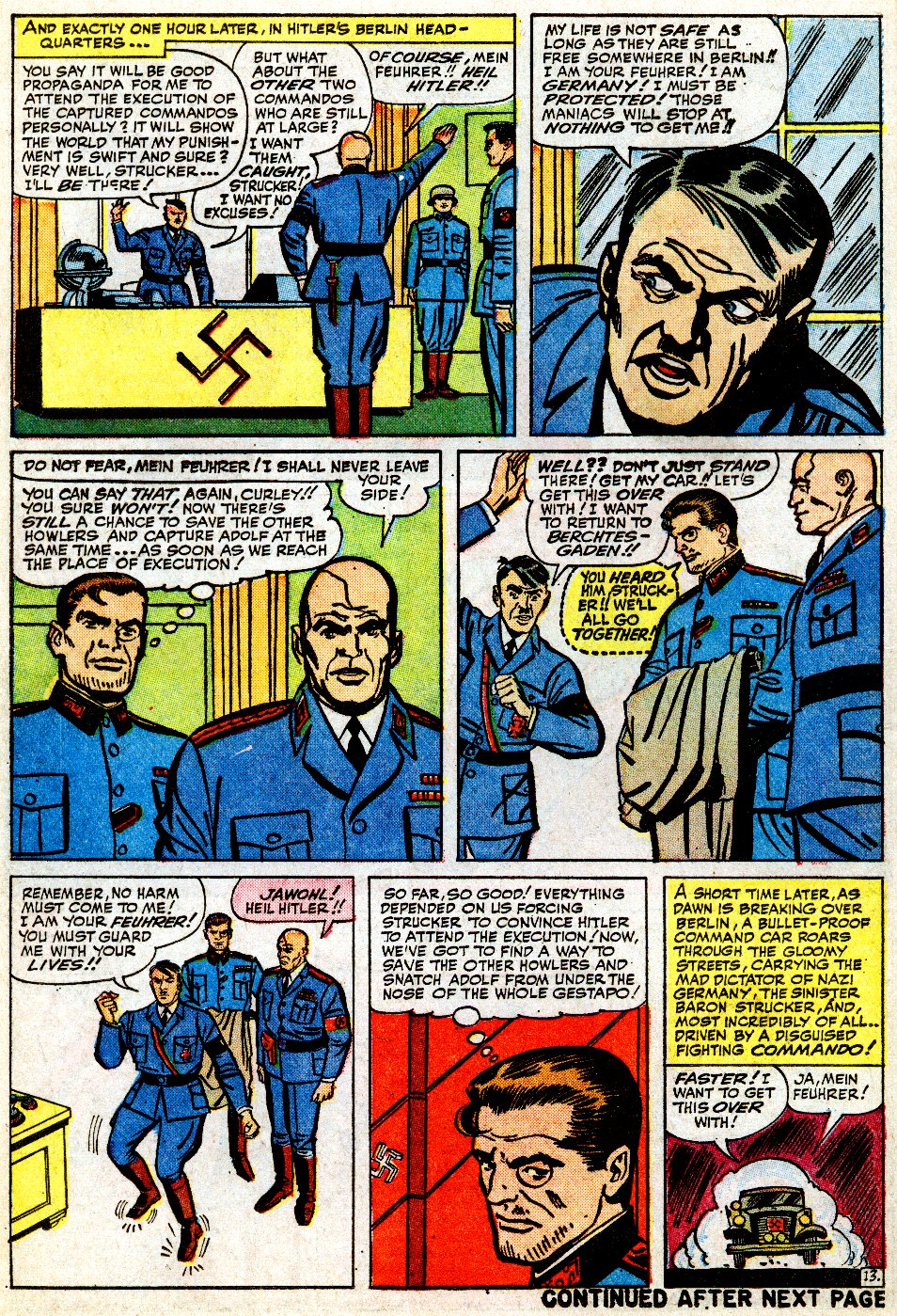 Read online Sgt. Fury comic -  Issue #9 - 18