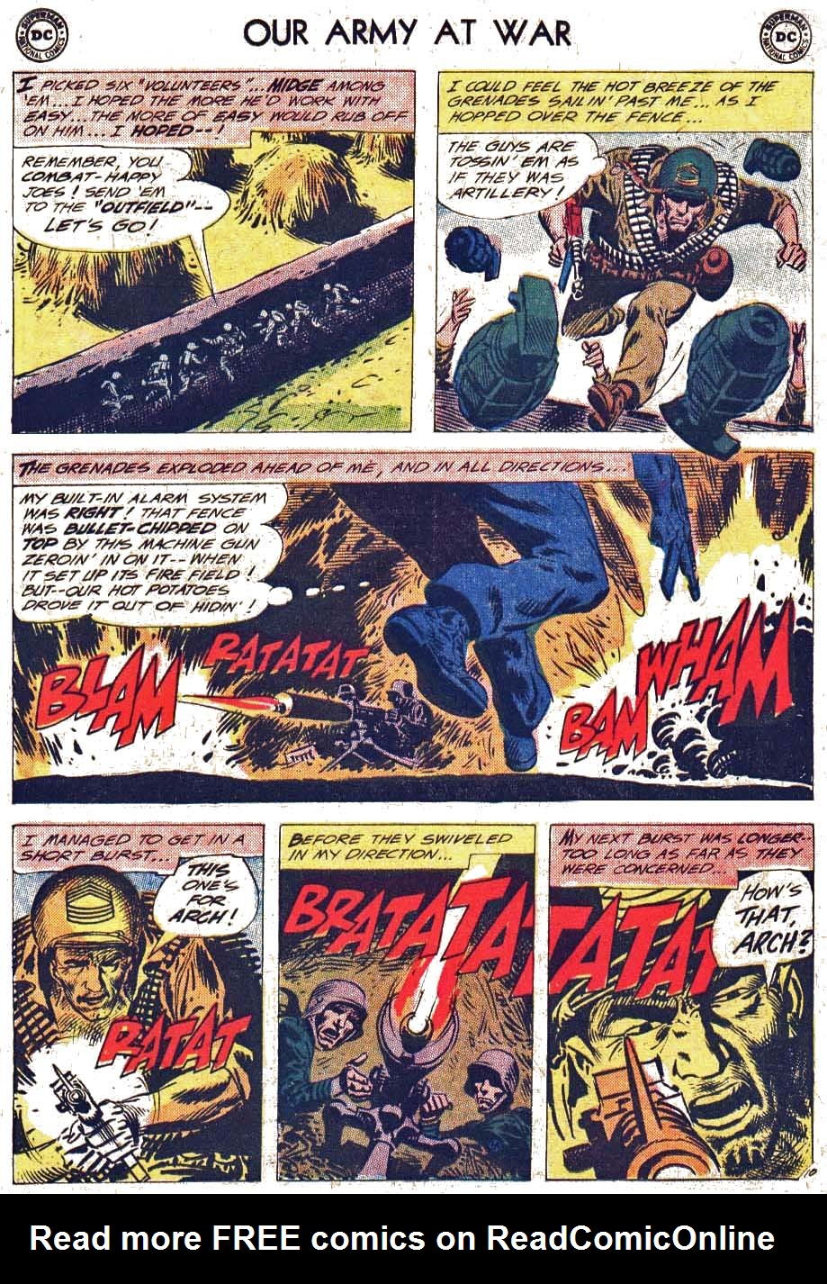 Our Army at War (1952) issue 98 - Page 31