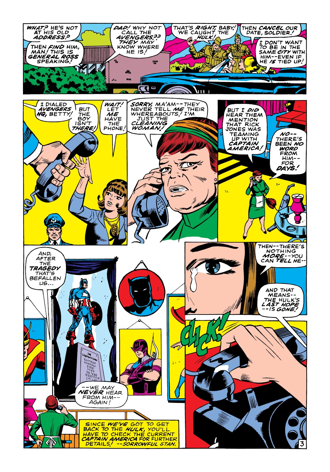 Read online Marvel Masterworks: The Incredible Hulk comic -  Issue # TPB 5 (Part 1) - 93