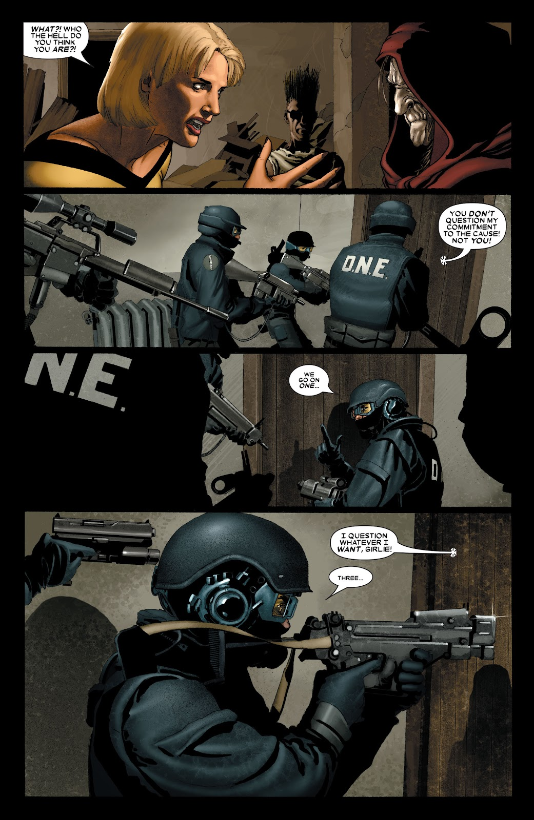 Uncanny X-Men (1963) issue 489 - Page 14