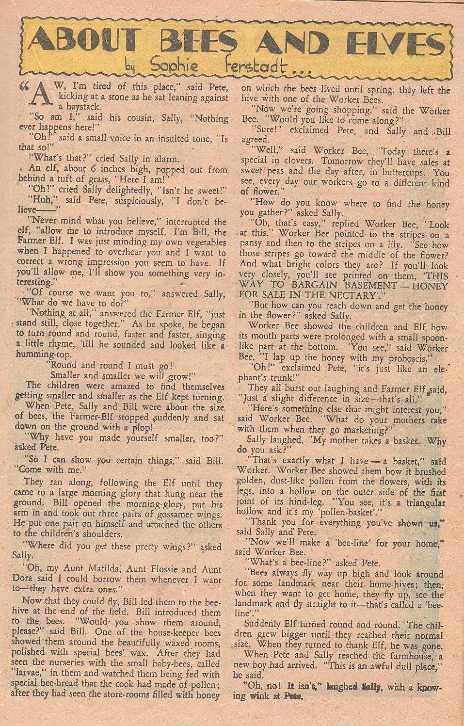 Jingle Jangle Comics issue 19 - Page 25