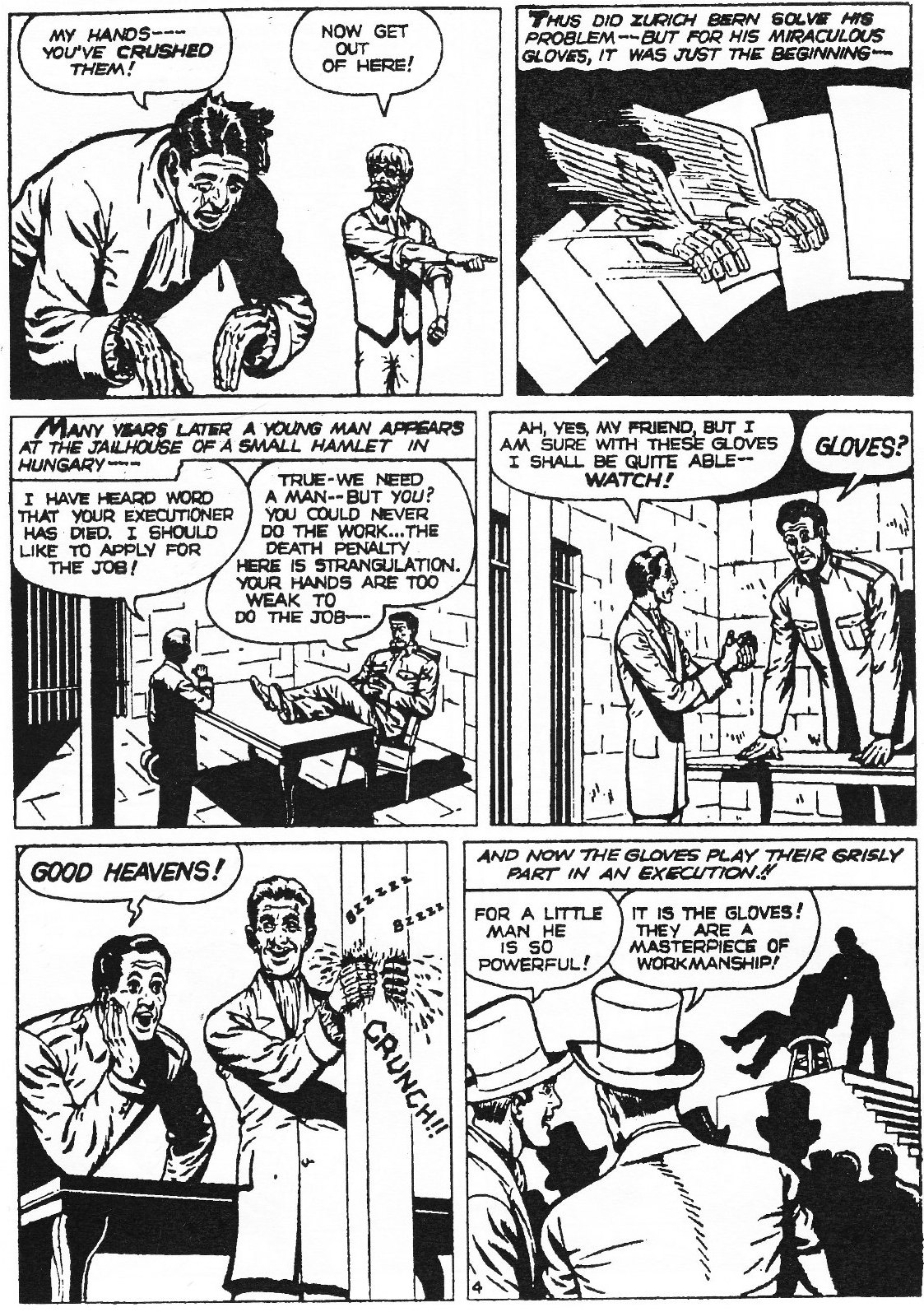 Read online Men of Mystery Comics comic -  Issue #82 - 134