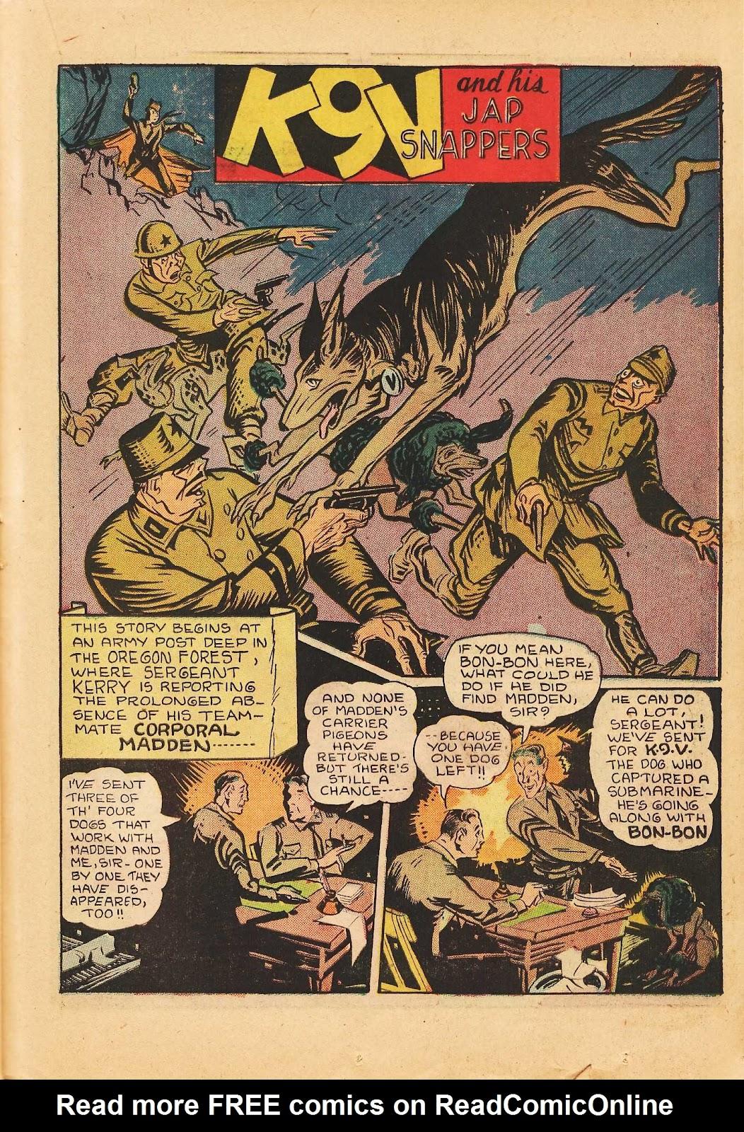 Super-Magician Comics issue 22 - Page 41