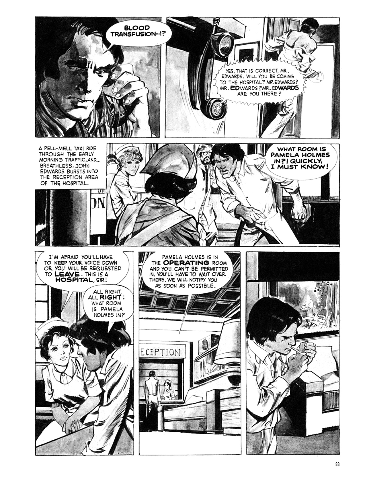 Read online Eerie Archives comic -  Issue # TPB 8 - 84
