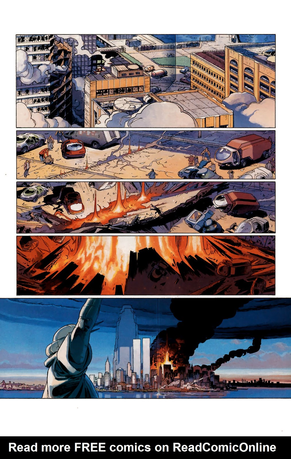 Read online Universal War One: Revelations comic -  Issue #1 - 47