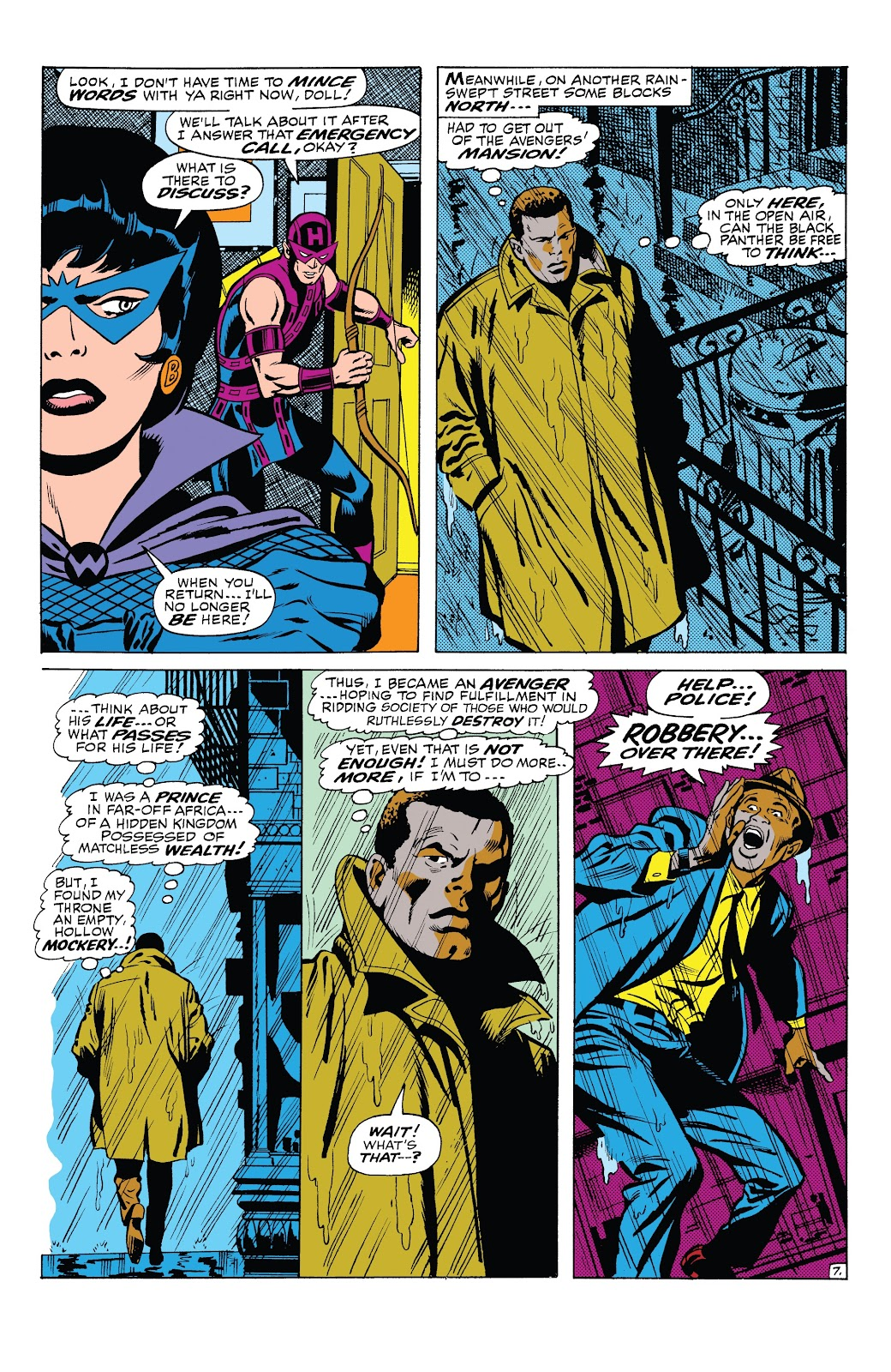 Read online Marvel Tales: Avengers comic -  Issue # Full - 33