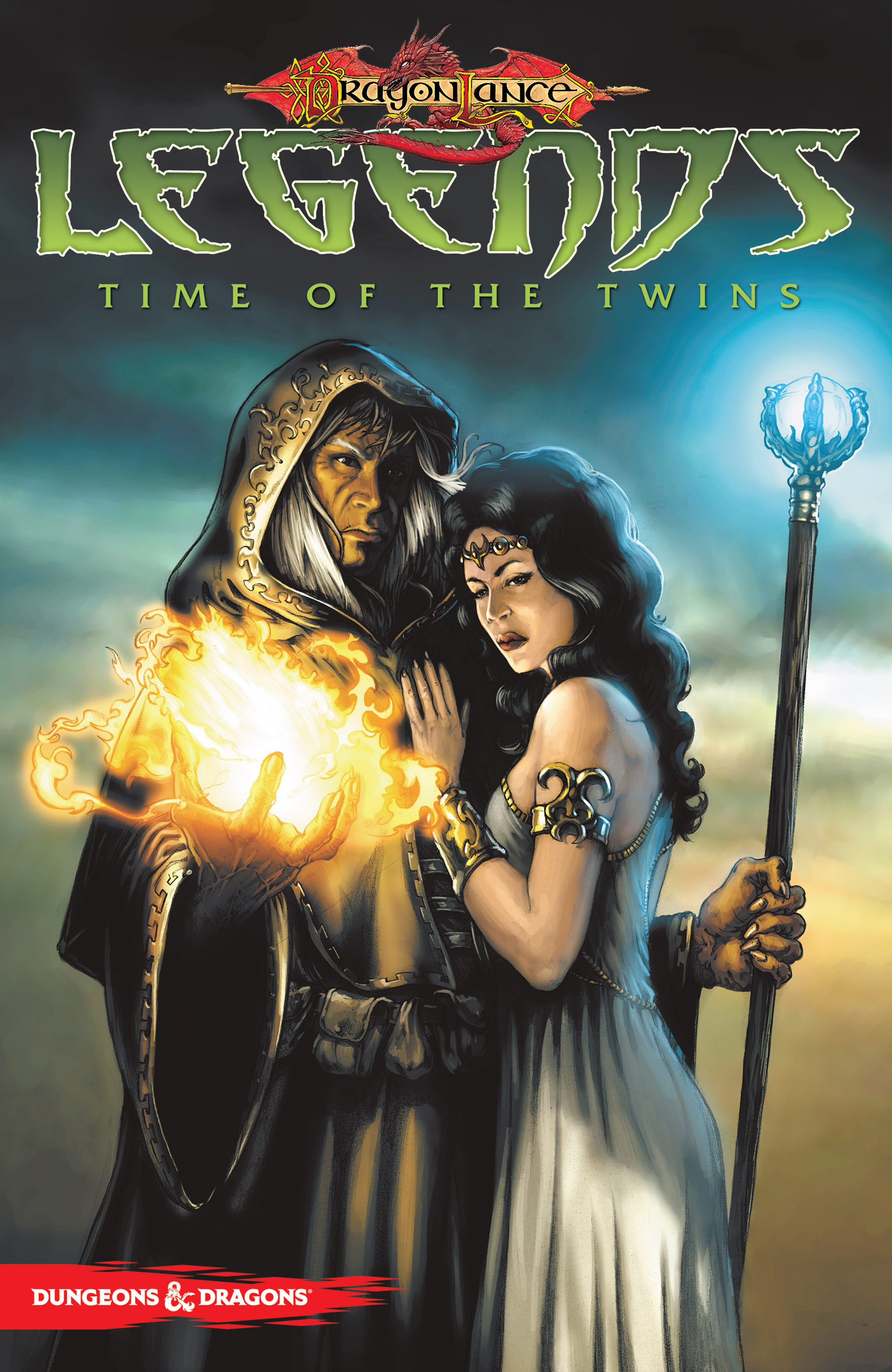Dragonlance Legends: Time of the Twins TPB Page 1