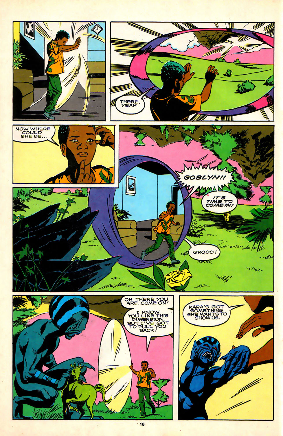 Read online Alpha Flight (1983) comic -  Issue #81 - 13