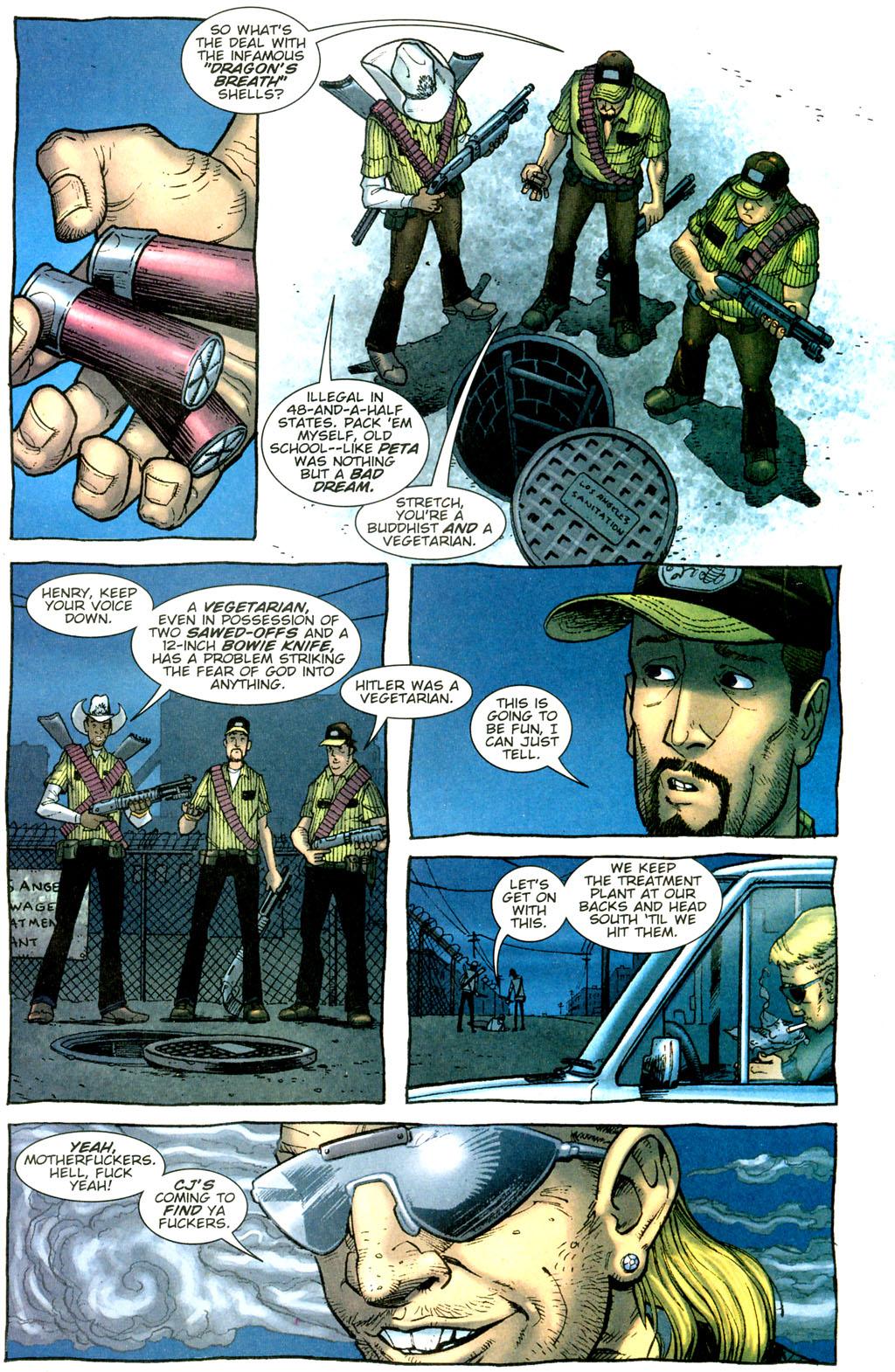 Read online The Exterminators comic -  Issue #9 - 19