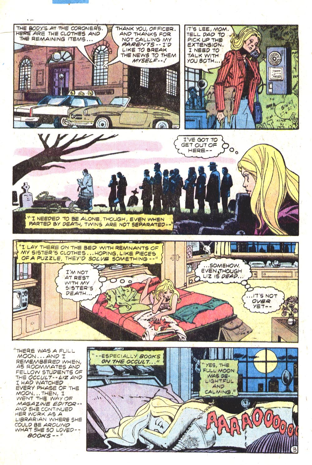 Read online Secrets of Haunted House comic -  Issue #36 - 13