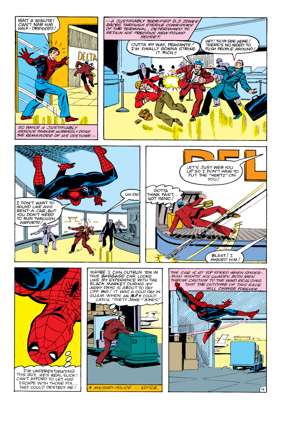 The Amazing Spider-Man (1963) 262 Page 4