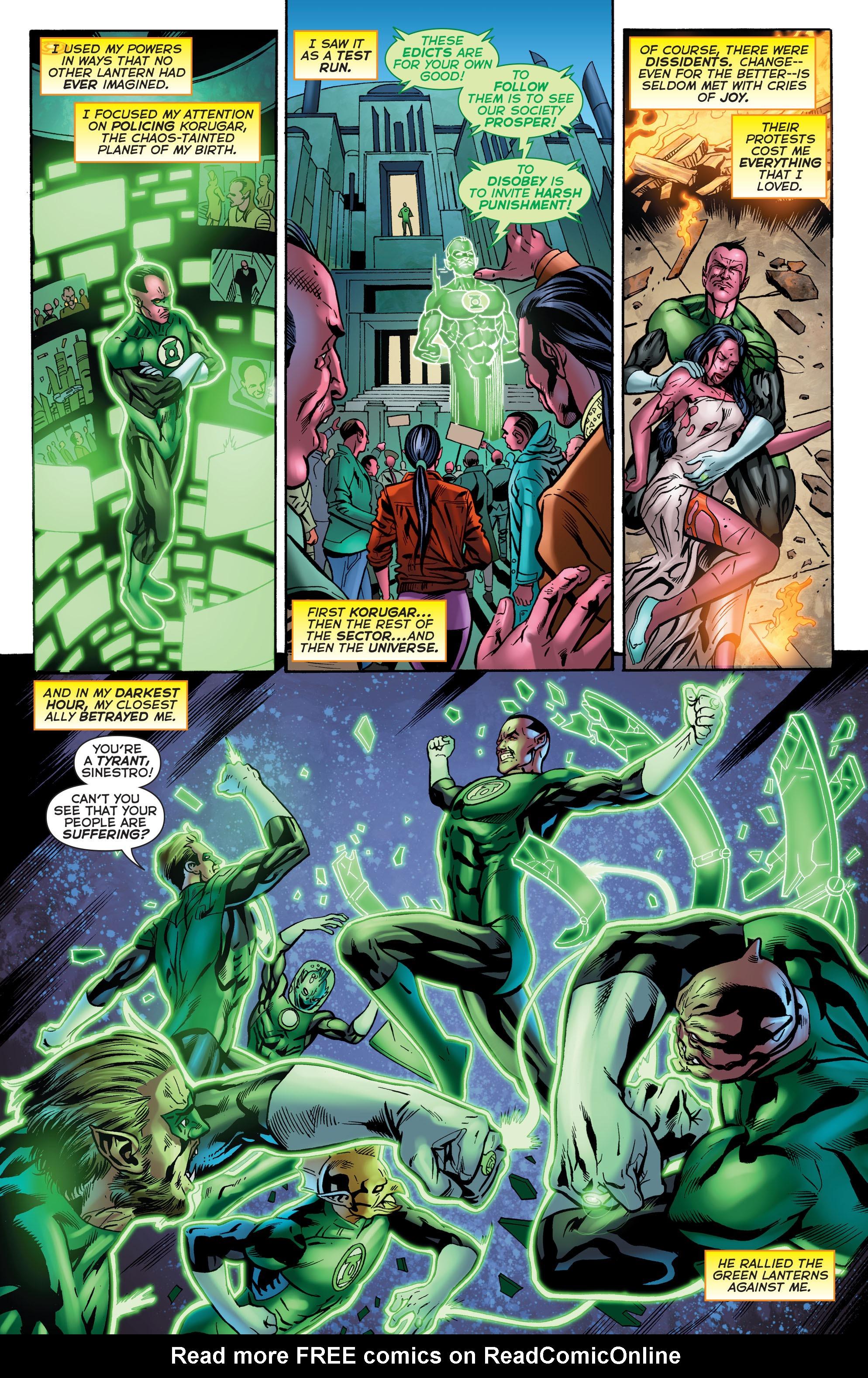 Read online Secret Origins (2014) comic -  Issue #6 - 32