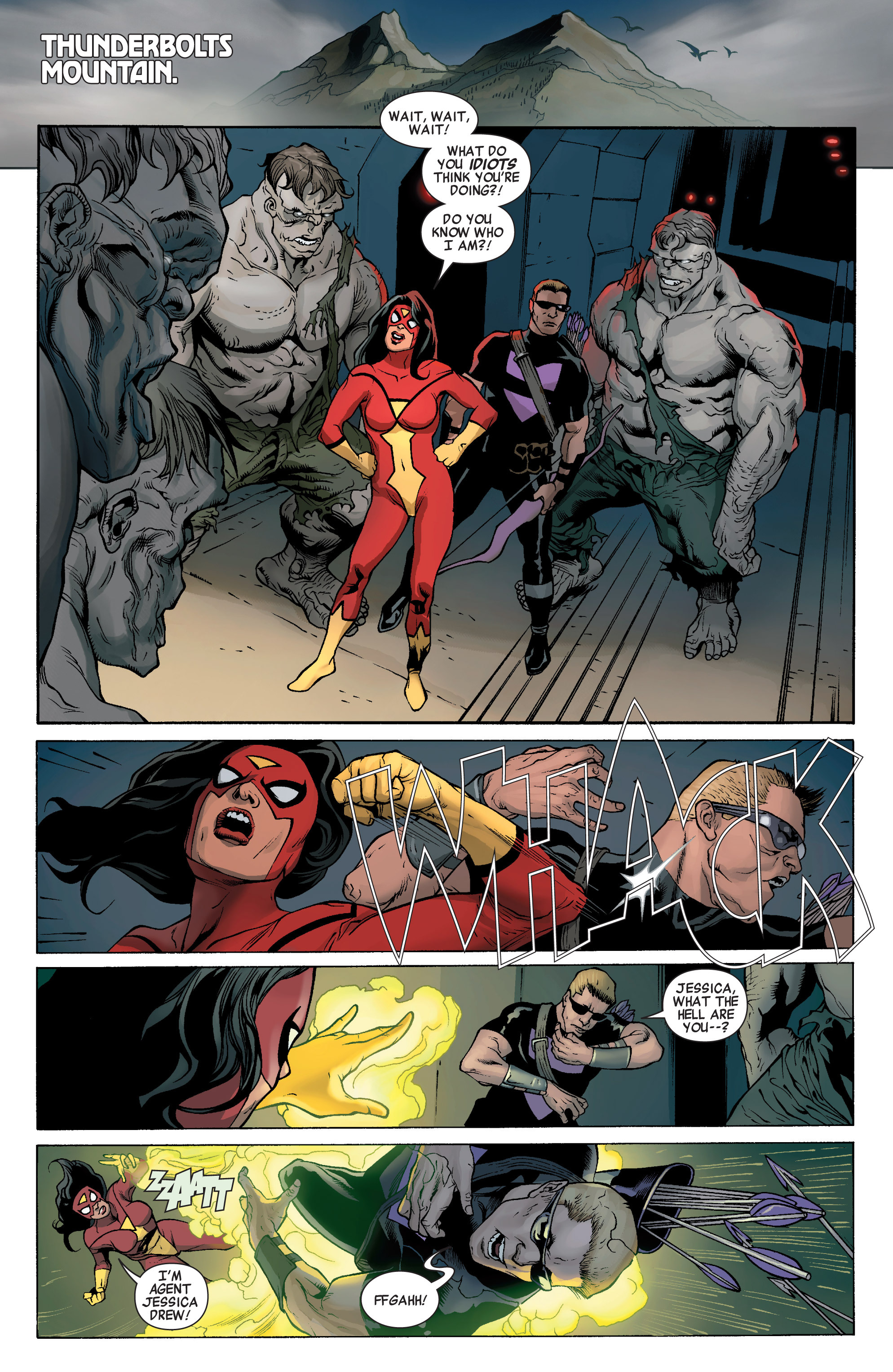 Read online Avengers (2010) comic -  Issue #21 - 3