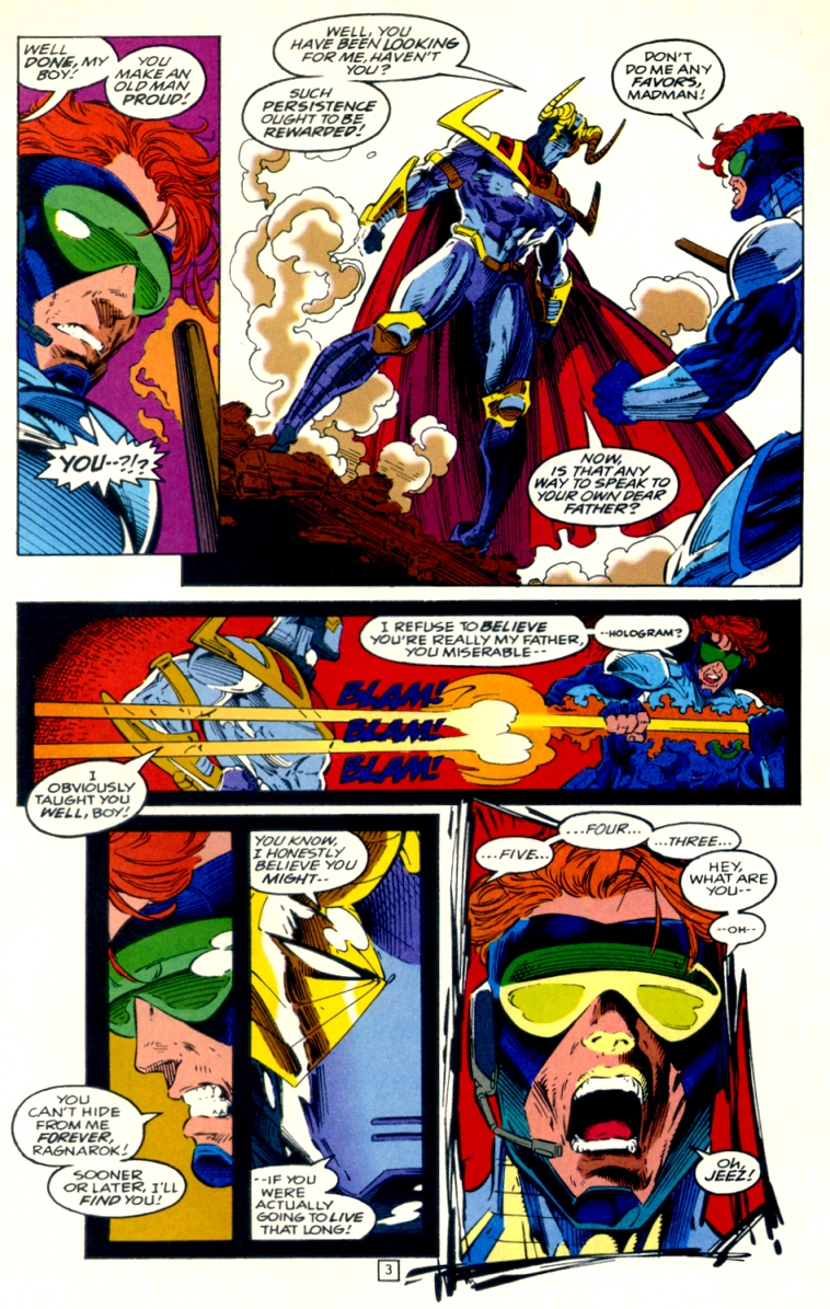 Read online Gunfire comic -  Issue #6 - 5