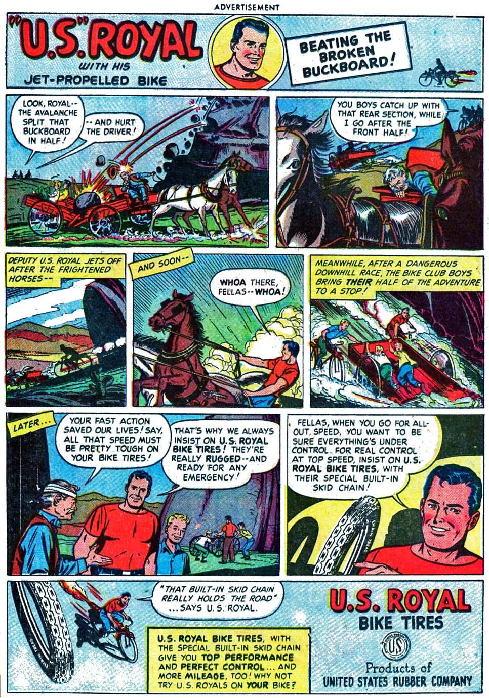 Comic Cavalcade issue 39 - Page 27